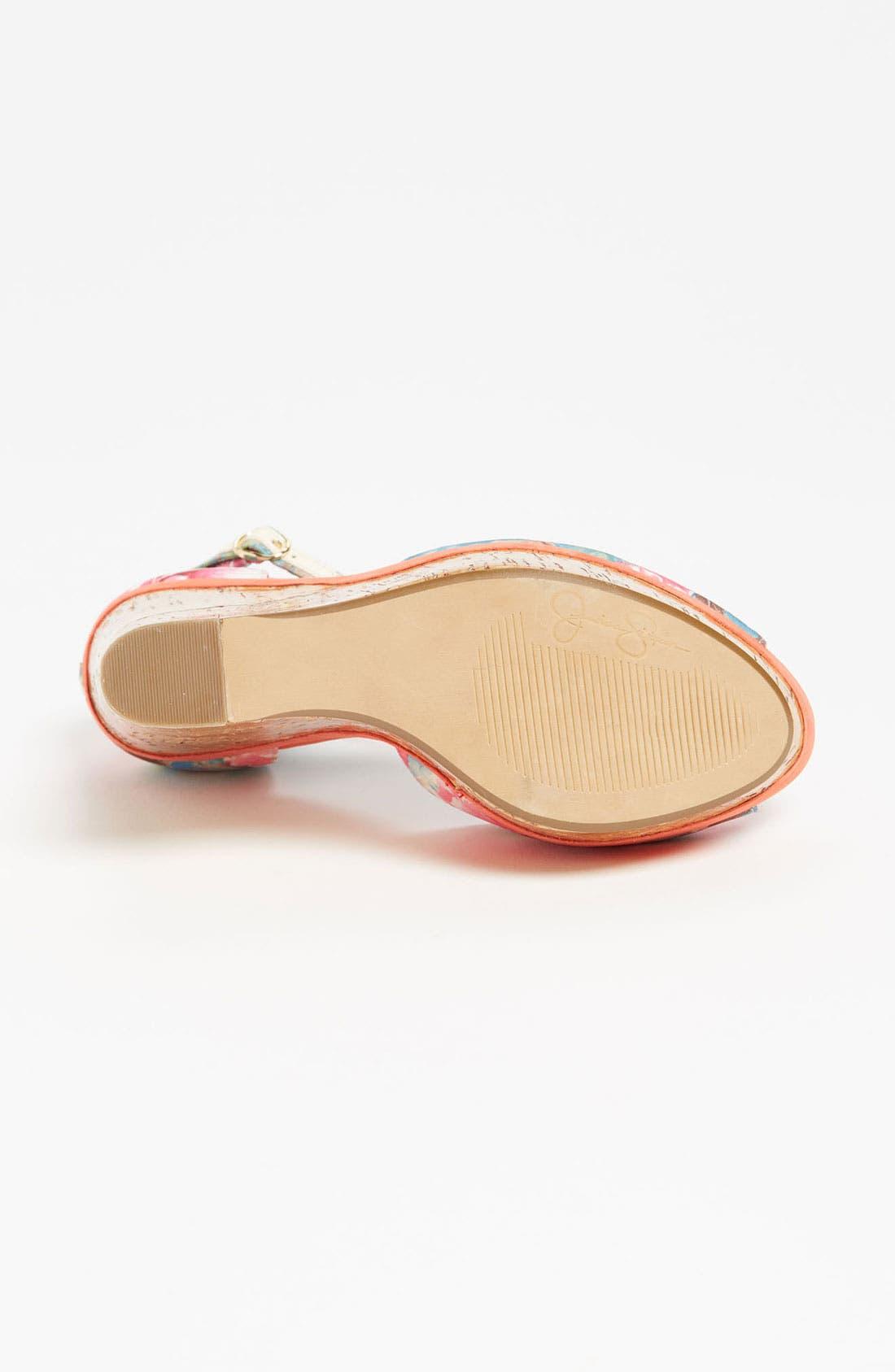 Alternate Image 4  - Jessica Simpson 'Keira' Sandal
