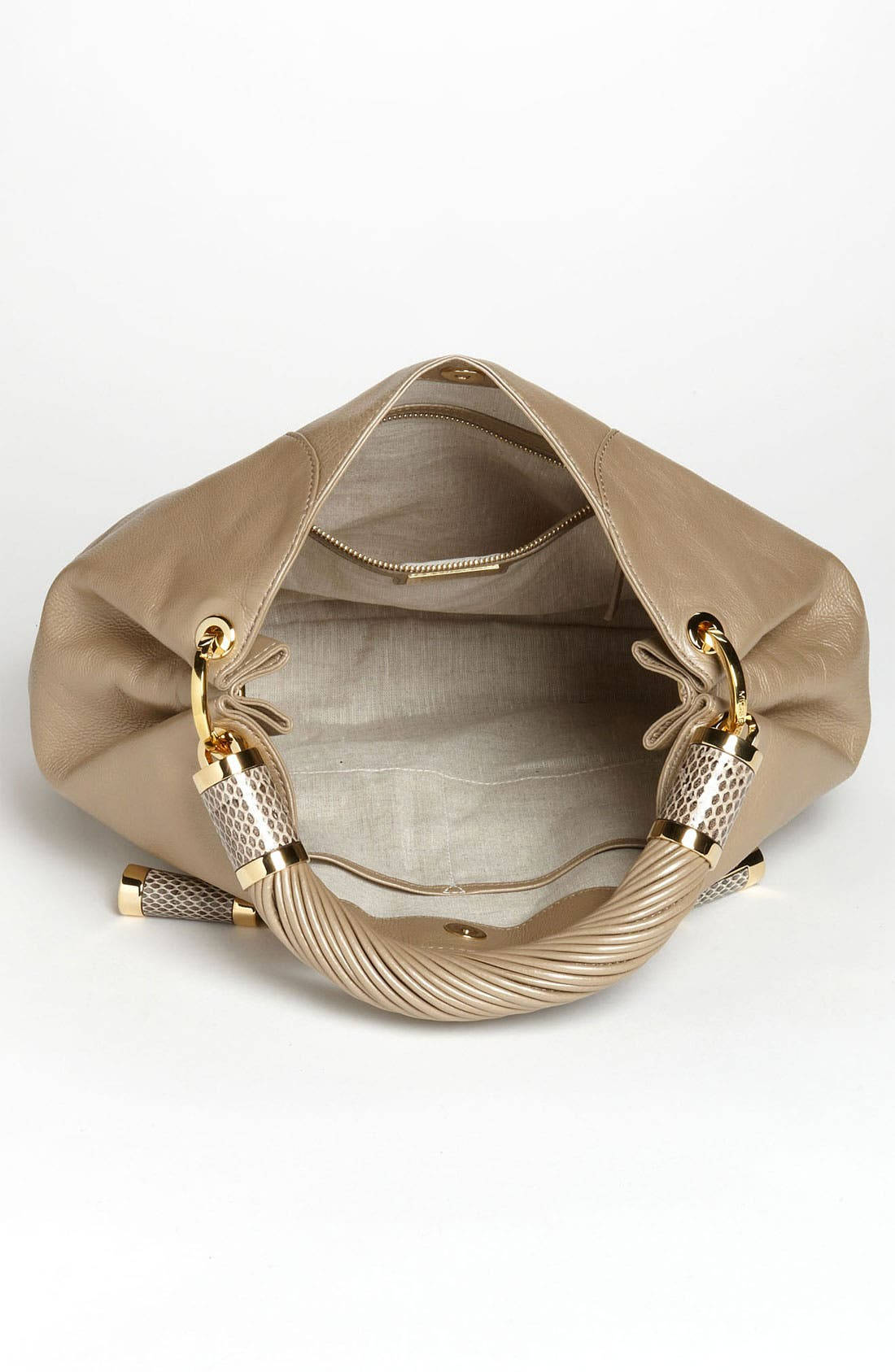 Alternate Image 3  - Michael Kors 'Tonne' Leather Hobo
