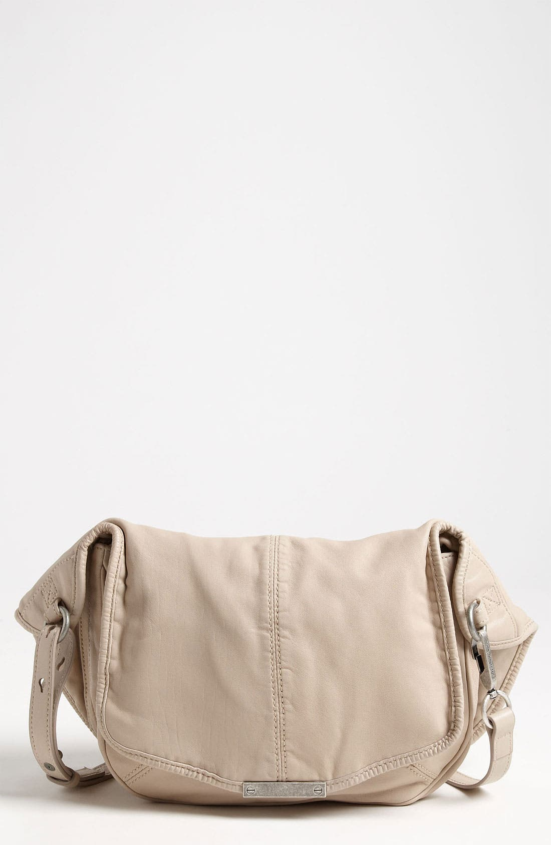 Alternate Image 1 Selected - Alexander Wang 'Iris' Leather Shoulder Bag