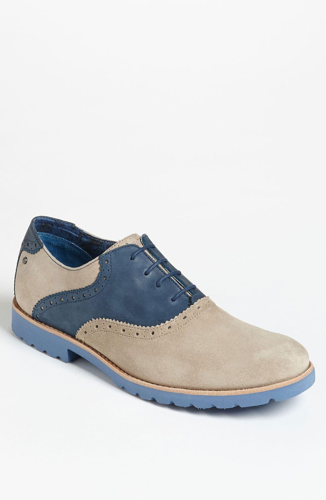 Alternate Image 1 Selected - Rockport 'Ledge Hill' Saddle Shoe