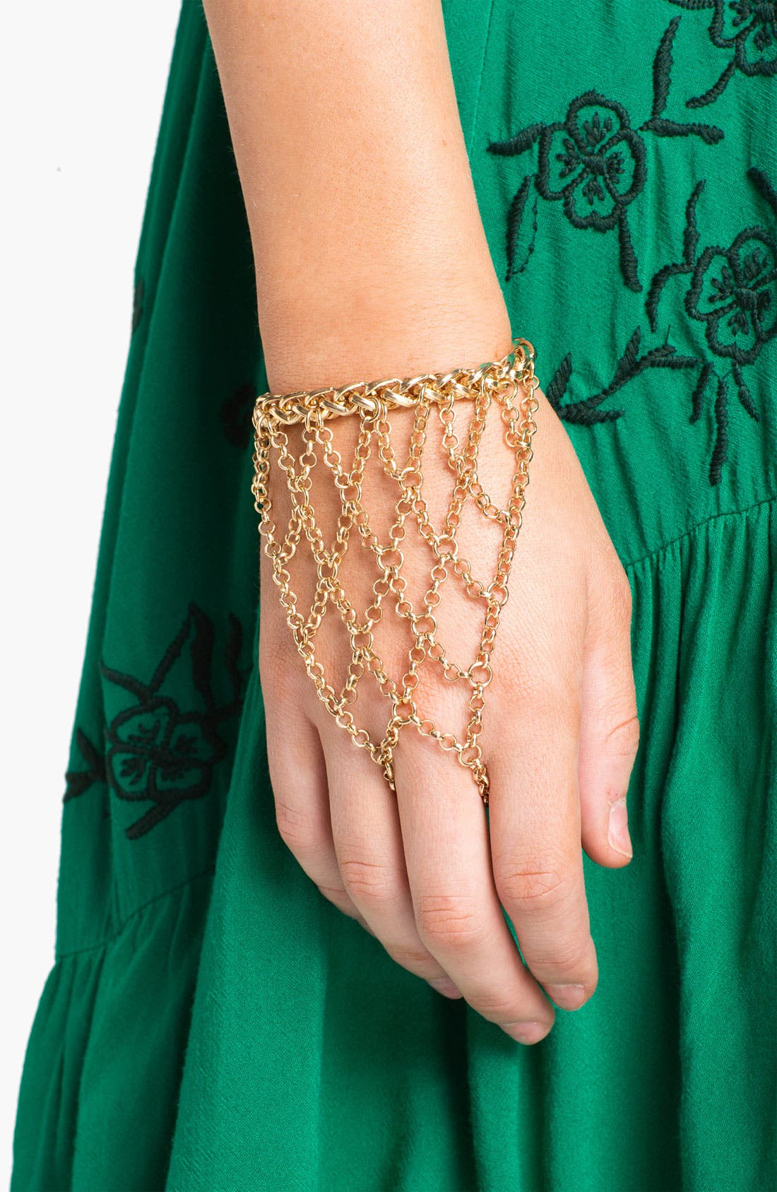 Alternate Image 1 Selected - Cara Hand Chain