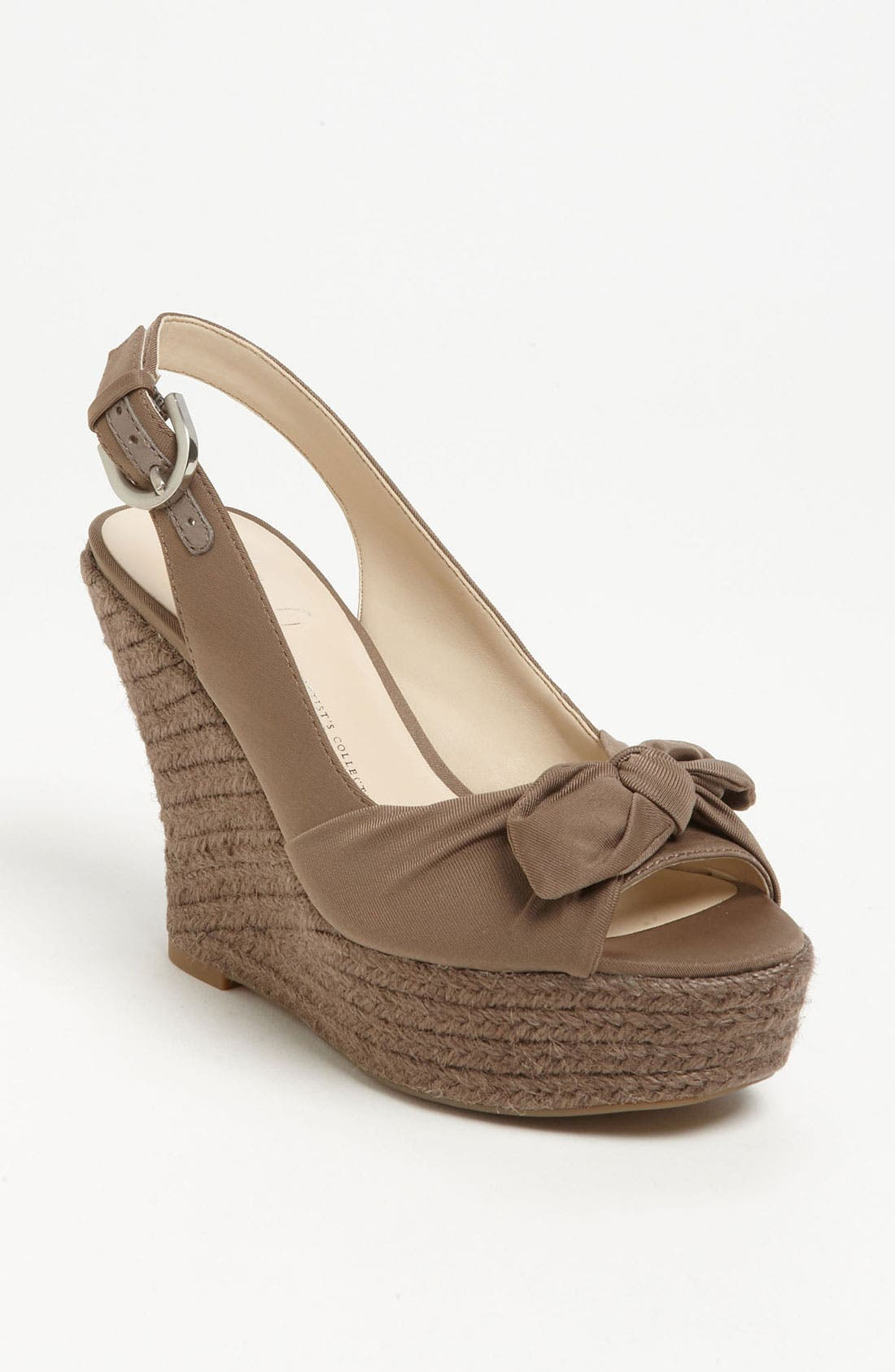 Alternate Image 1 Selected - Franco Sarto 'Lacey' Slingback Wedge