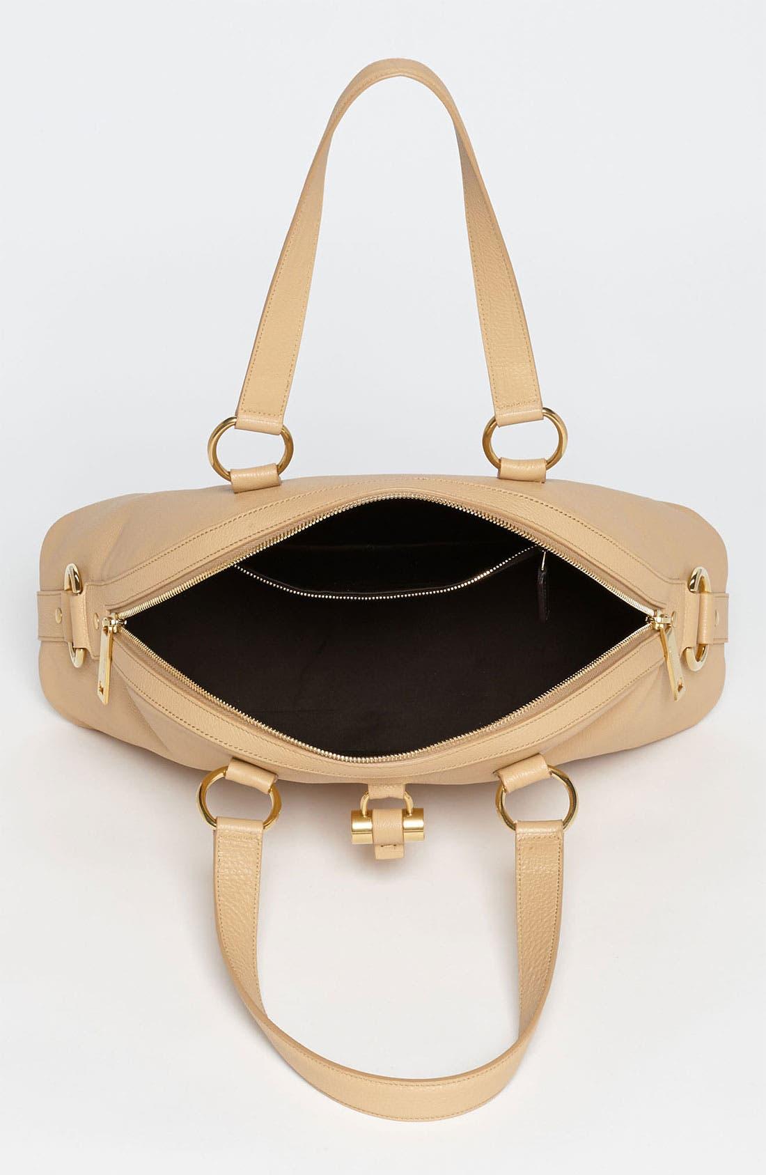 Alternate Image 3  - Saint Laurent 'Muse - Medium' Leather Dome Satchel