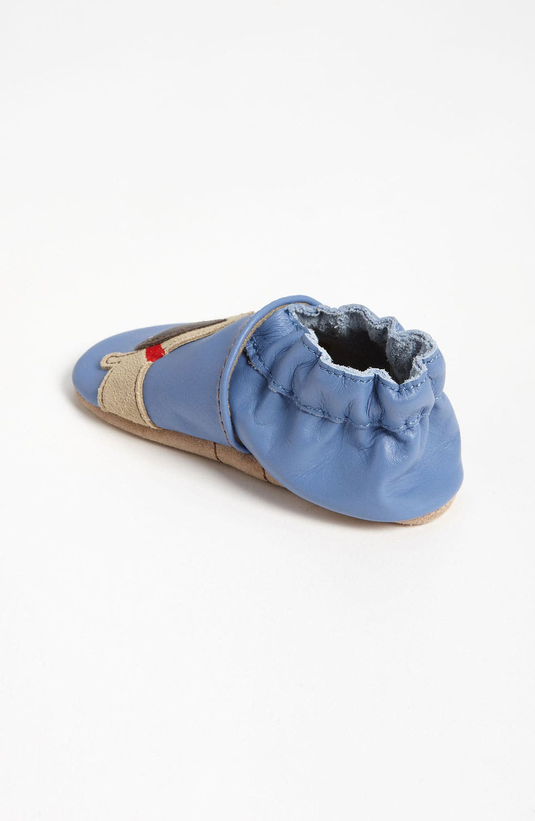 Alternate Image 2  - Robeez® Dachshund Slip-On (Baby & Walker)