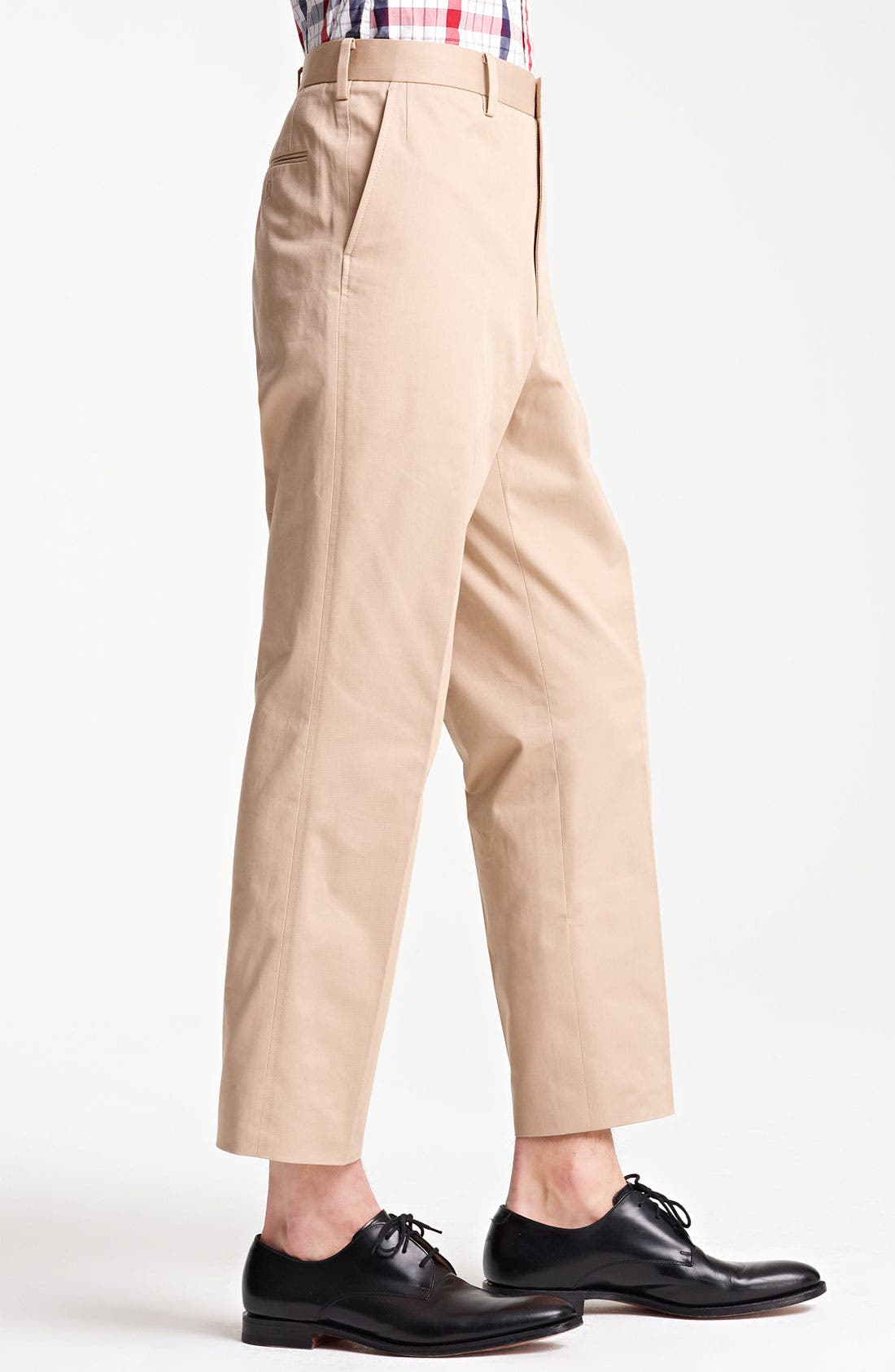 Alternate Image 3  - Thom Browne Cotton Trousers