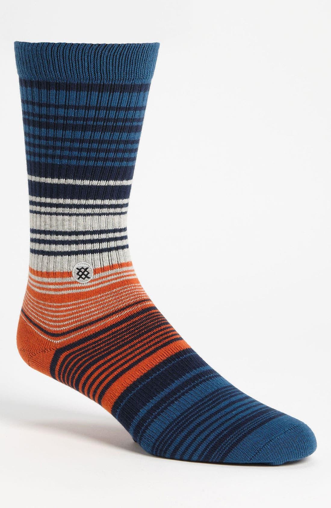 Alternate Image 1 Selected - Stance 'Caspian' Socks