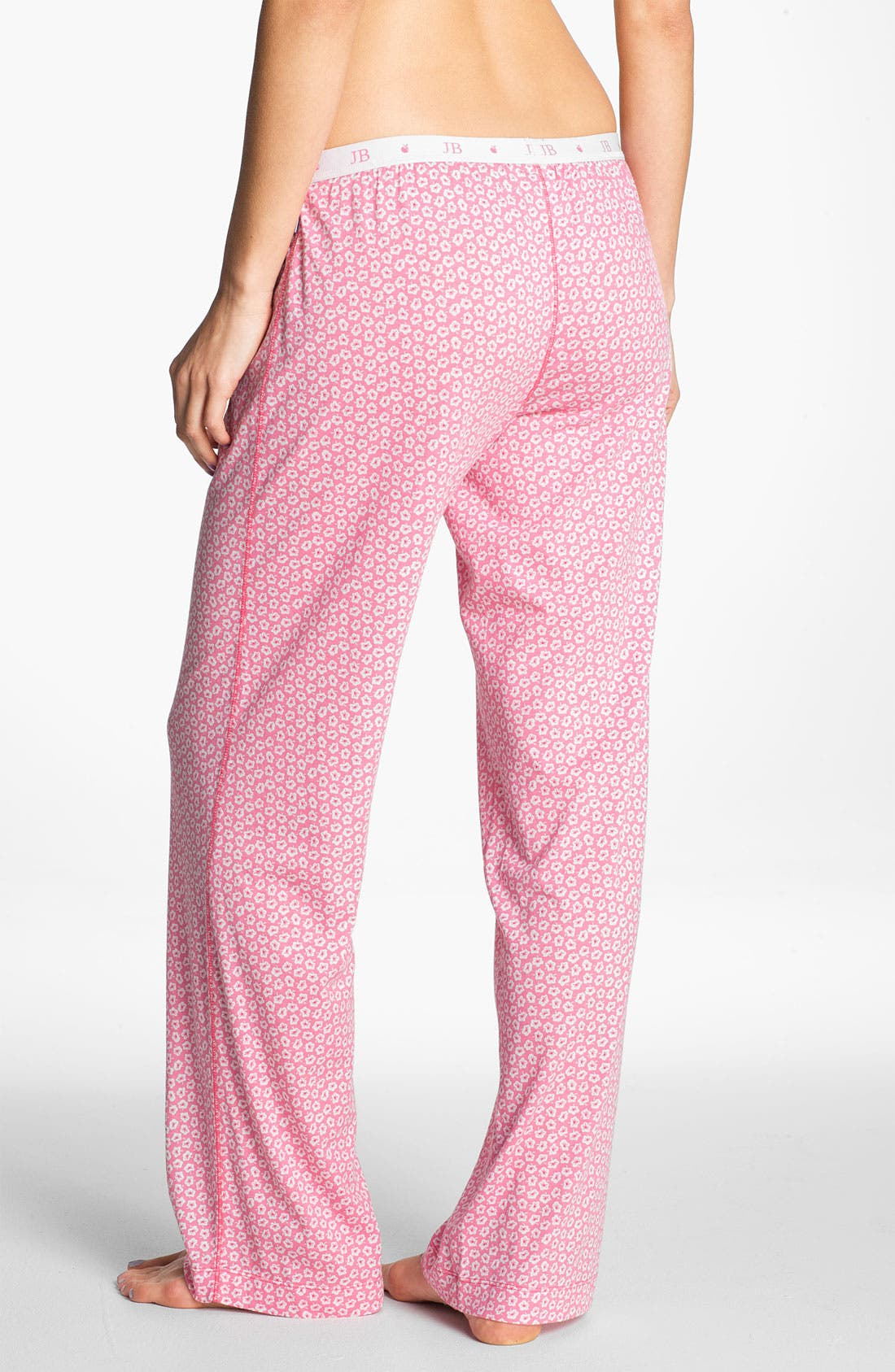 Alternate Image 2  - Jane & Bleecker New York 'Jane B' Knit Lounge Pants