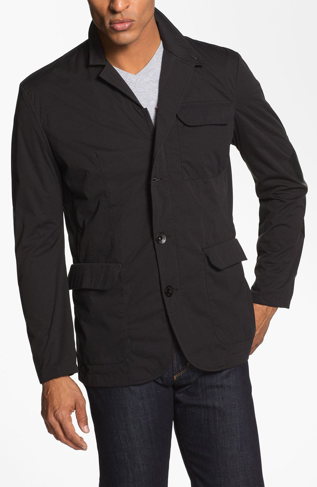 Alternate Image 1 Selected - Victorinox Swiss Army® 'Jet Stream' Blazer Style Jacket (Online Only)