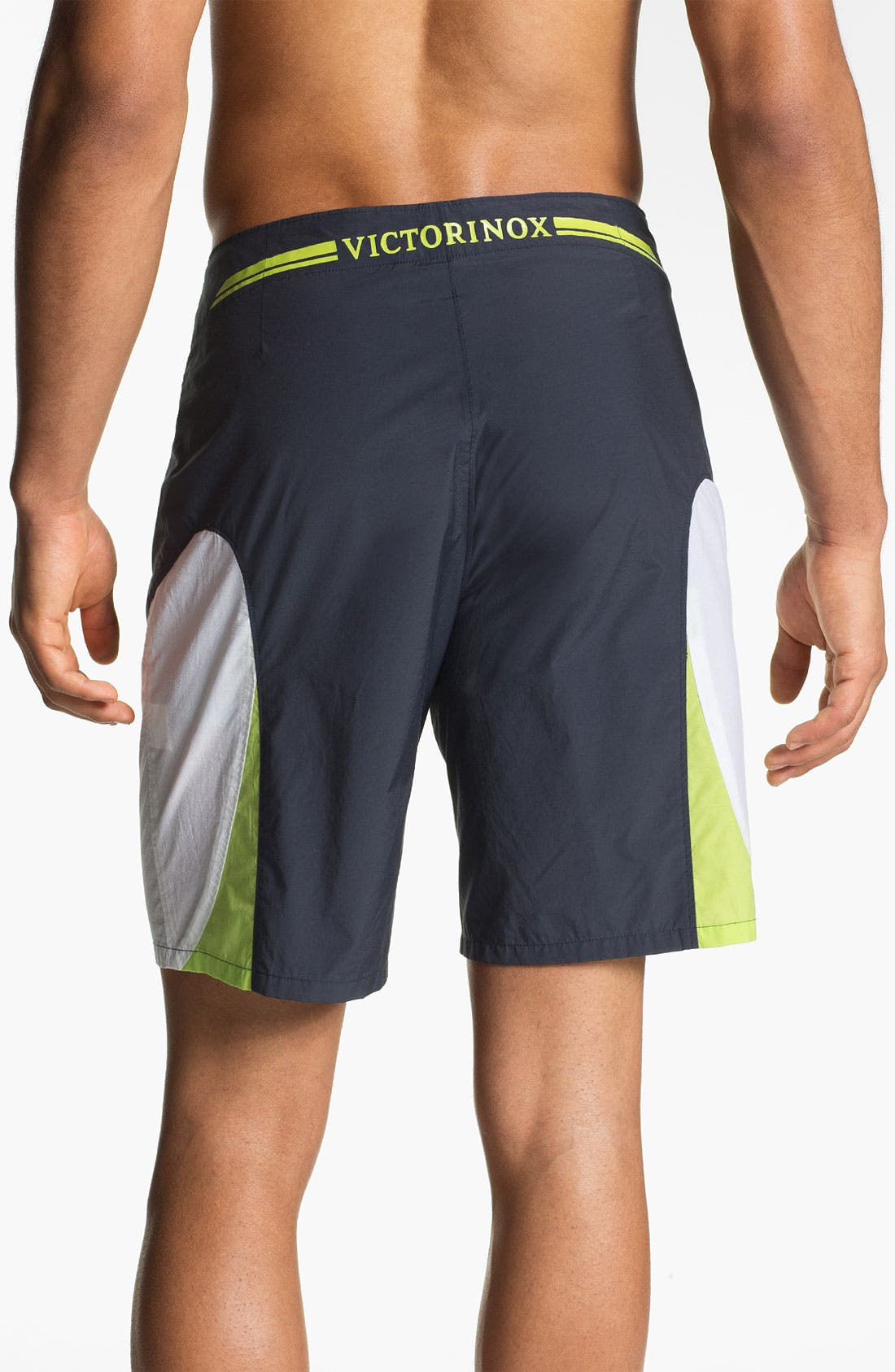 Alternate Image 2  - Victorinox Swiss Army® 'Finn' Board Shorts