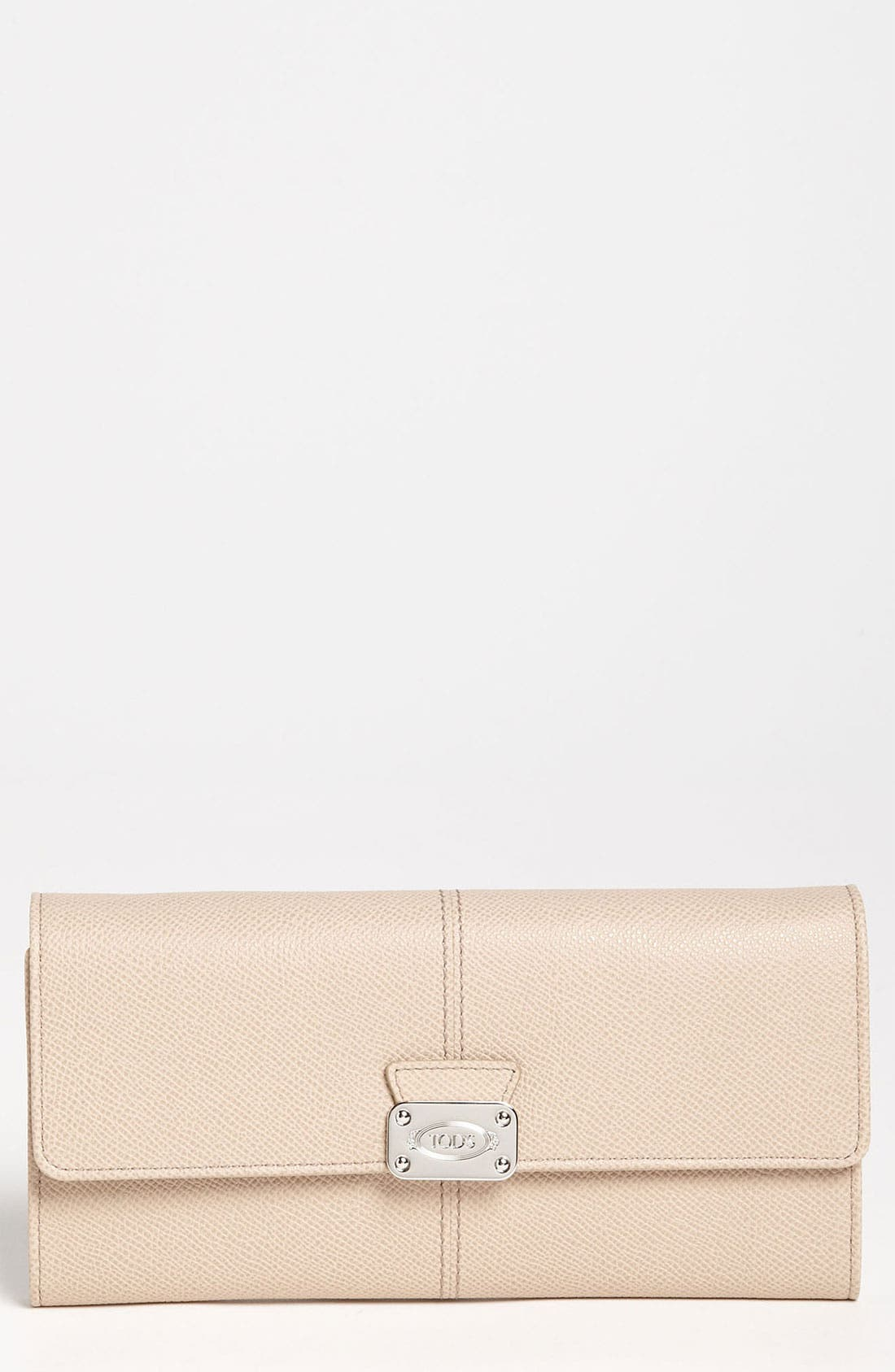 Alternate Image 1 Selected - Tod's Strap Wallet