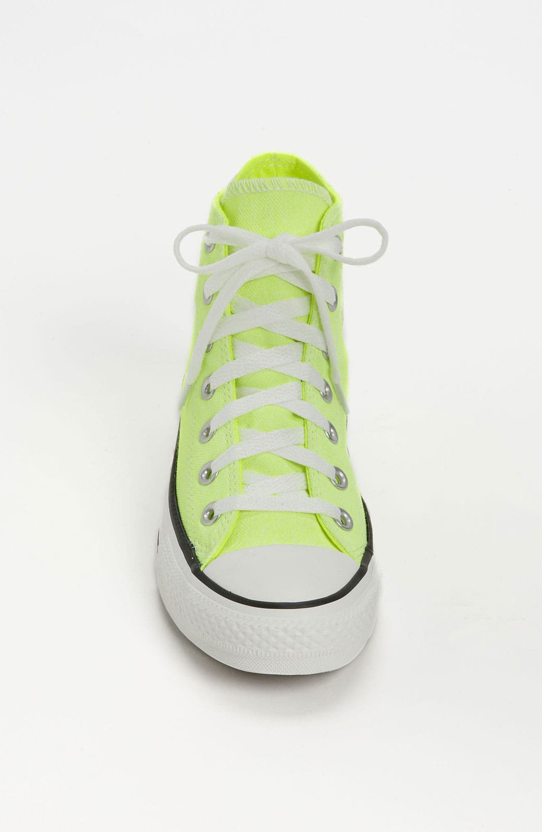 Alternate Image 3  - Converse Chuck Taylor® All Star® Washed Neon High Top Sneaker (Women)