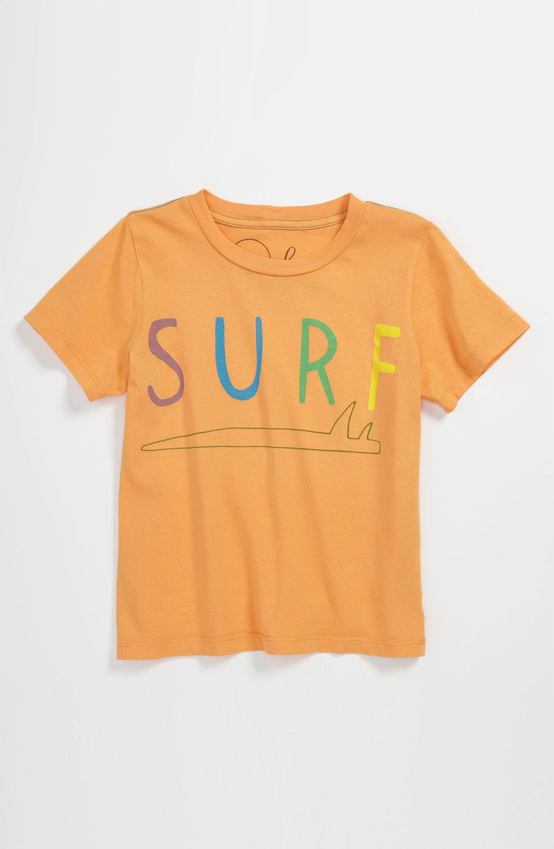 Alternate Image 1 Selected - Peek 'Surf' T-Shirt (Toddler, Little Boys & Big Boys)