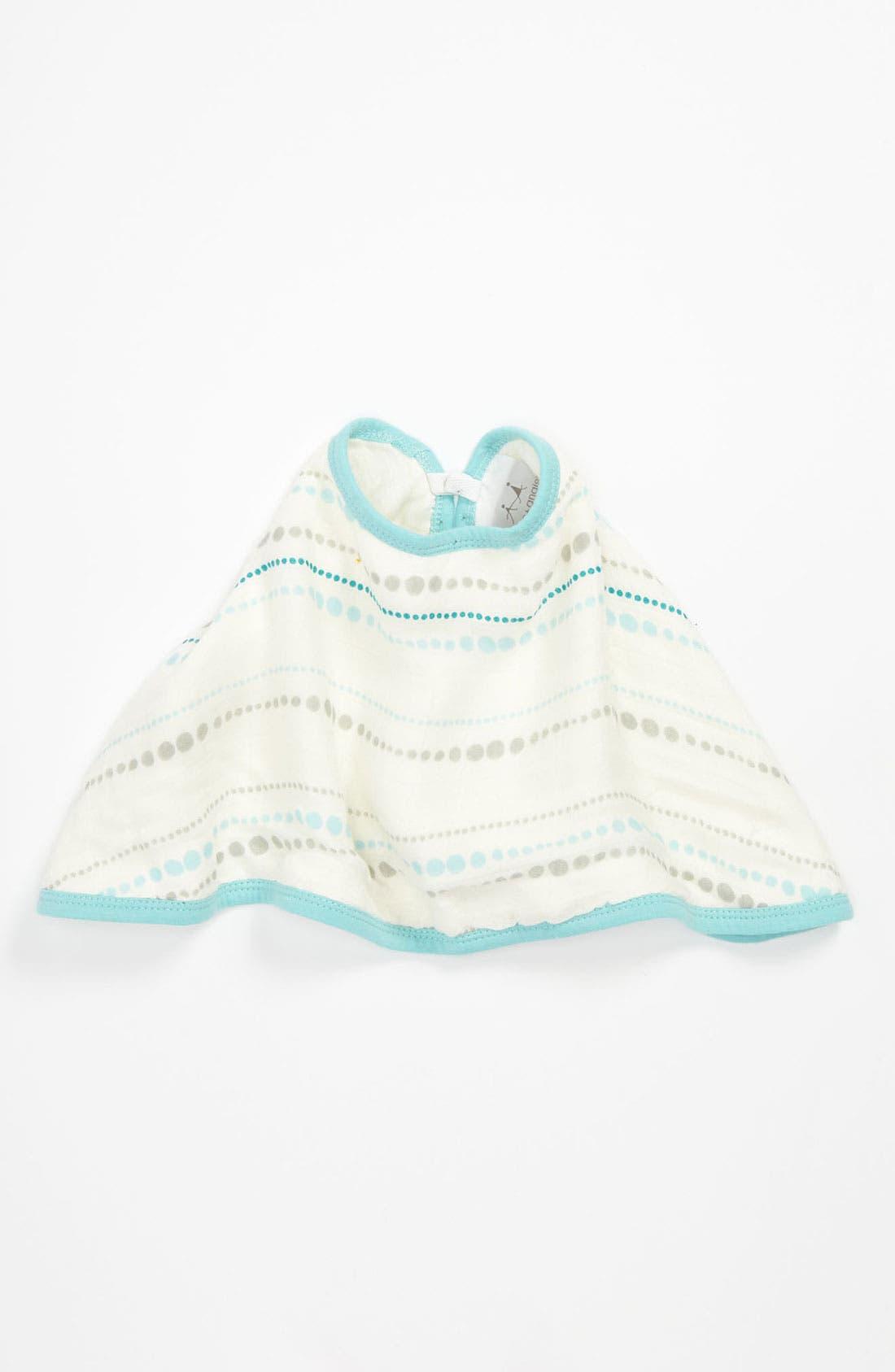 Alternate Image 2  - aden + anais Burpy Bib® Burp Cloth & Bib