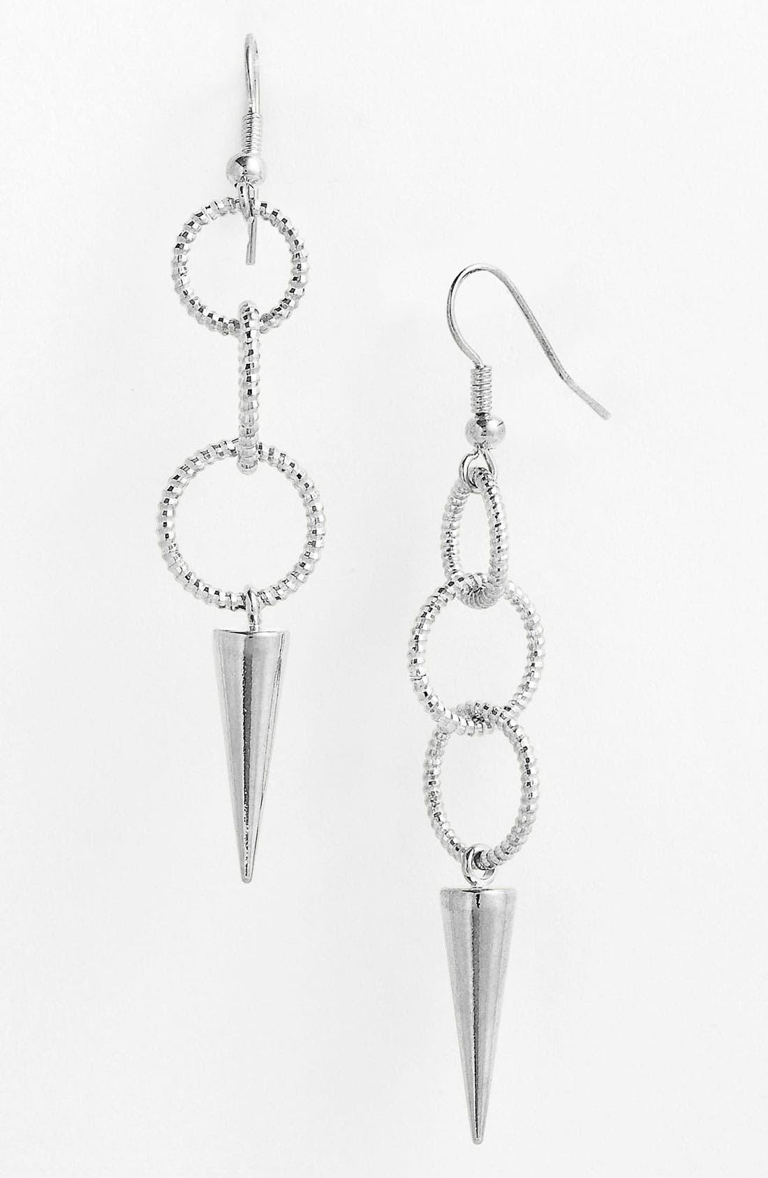 Alternate Image 1 Selected - Panacea Drop Earrings