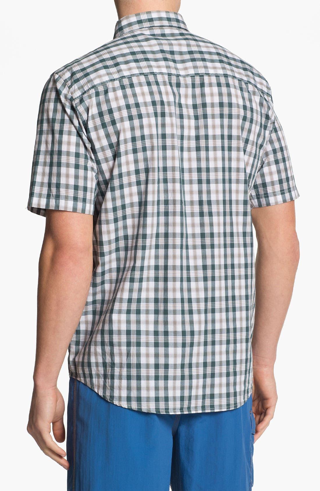 Alternate Image 2  - Jack O'Neill 'Thurston' Regular Fit Short Sleeve Sport Shirt