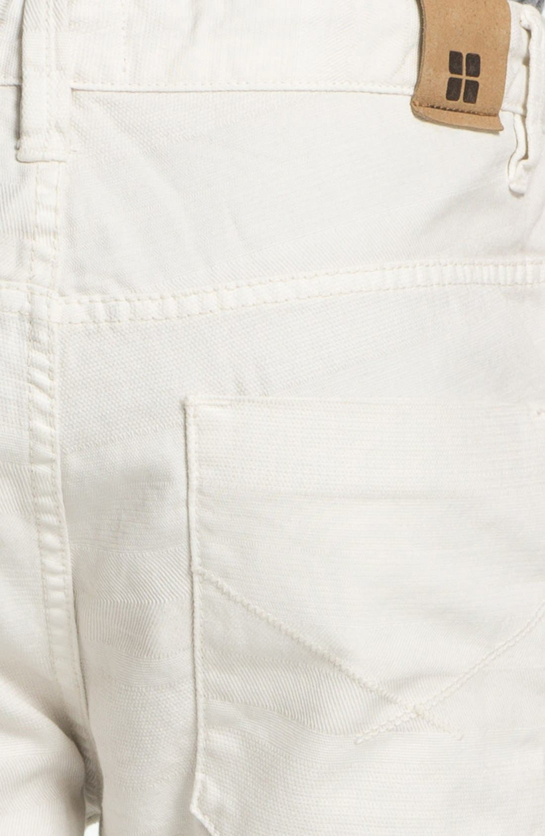 Alternate Image 4  - Insight 'Loose Joints' Slim Leg Jeans (Stoned)