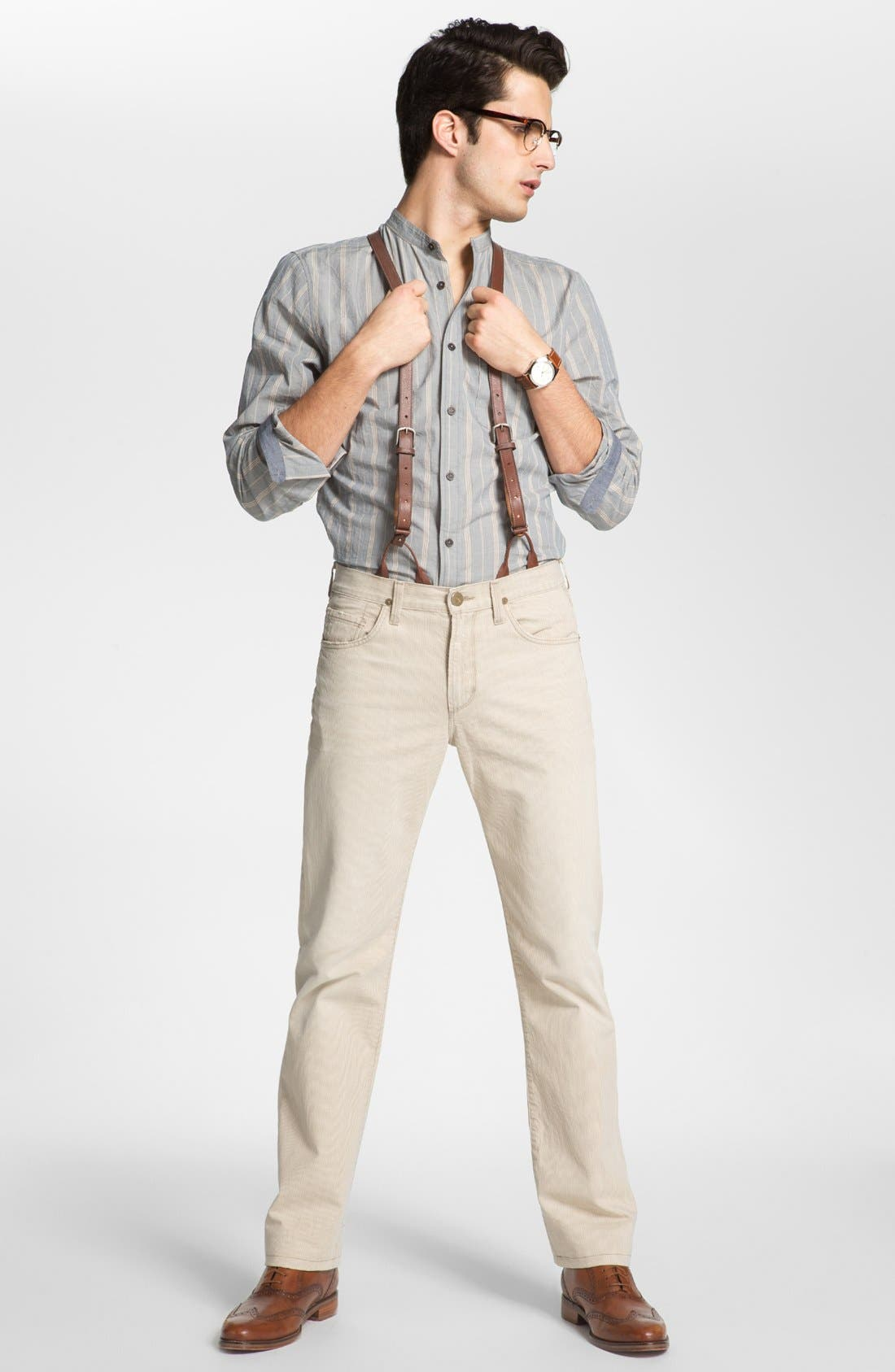 Alternate Image 1 Selected - 7 For All Mankind® Shirt & Citizens of Humanity Jeans