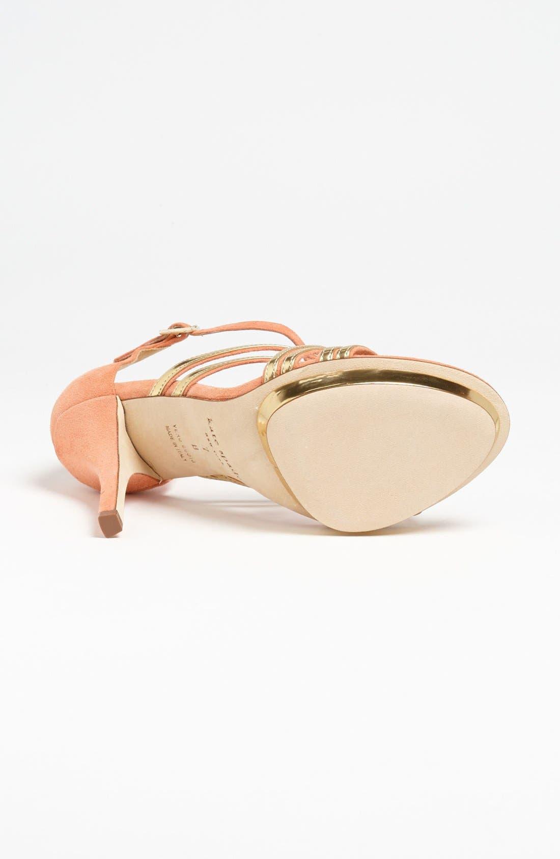 Alternate Image 4  - kate spade new york 'vanity' sandal