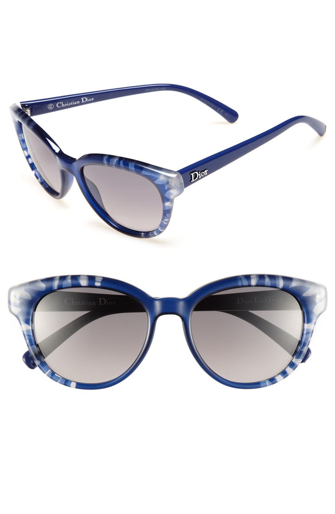 Alternate Image 1 Selected - Dior 'Tiedye' Optyl™ 58mm Sunglasses