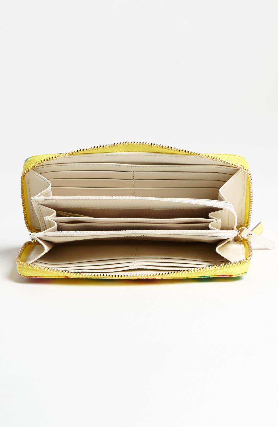 Alternate Image 2  - kate spade new york 'flicker - lacey' zip around wallet