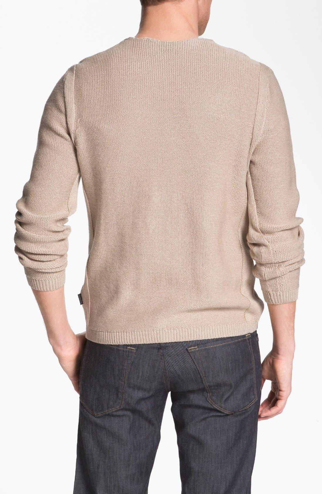 Alternate Image 2  - BOSS HUGO BOSS 'Filip' Sweater