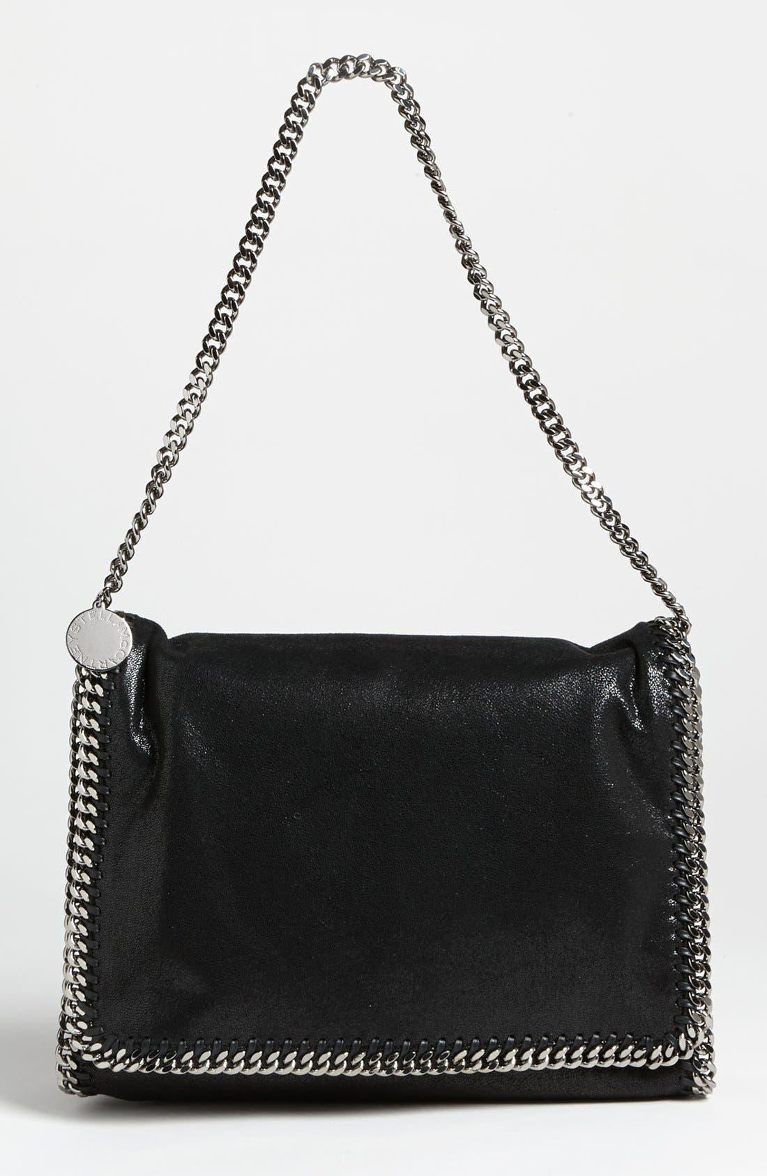 Alternate Image 1 Selected - Stella McCartney 'Falabella - Big' Faux Suede Shoulder Bag
