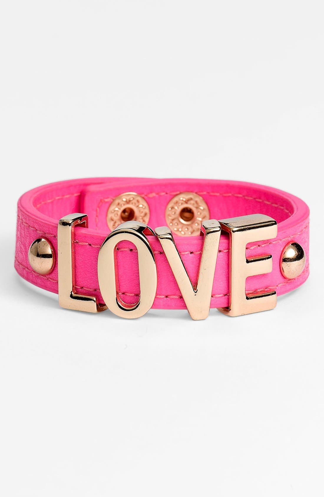 Alternate Image 1 Selected - BCBGeneration 'Affirmation' Bracelet