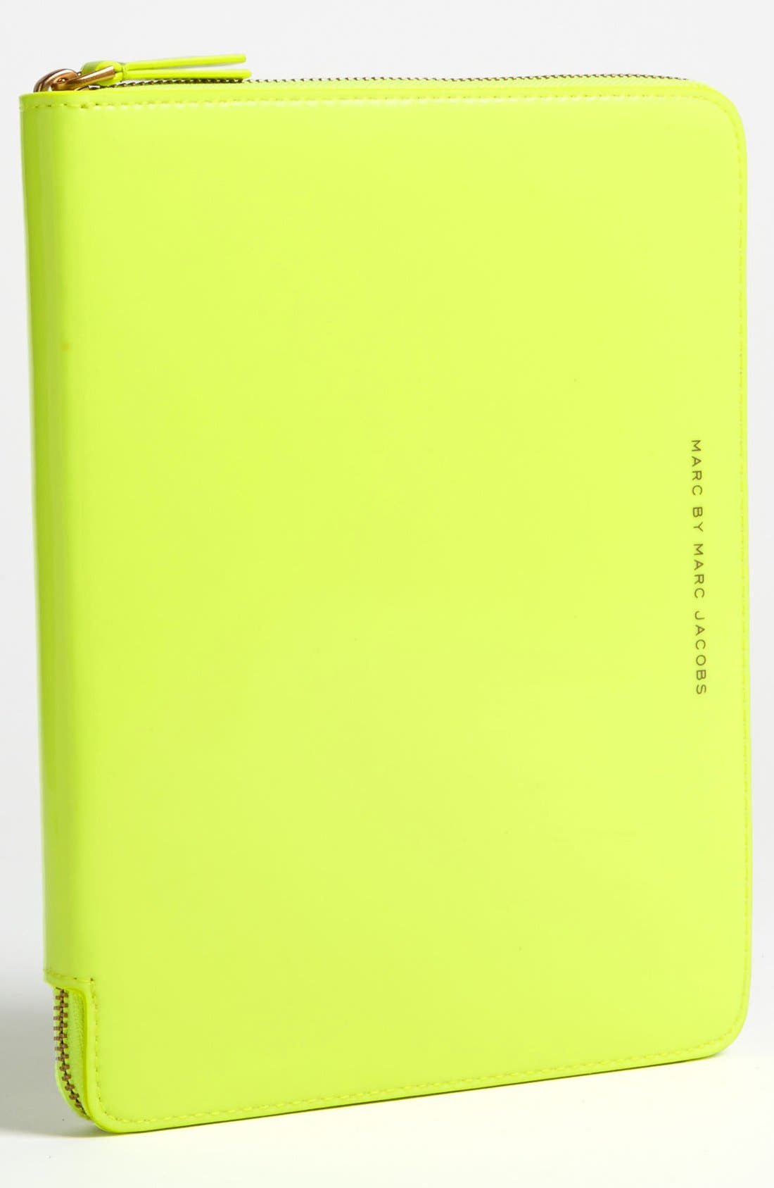 Alternate Image 1 Selected - MARC BY MARC JACOBS 'It's Back' iPad Case