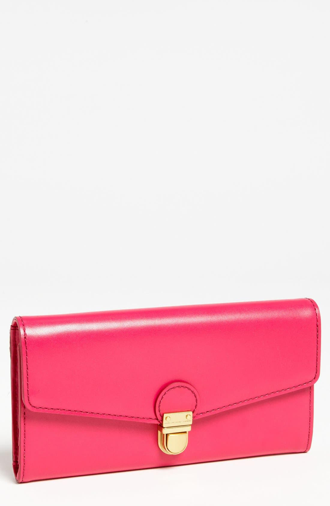 Main Image - MARC BY MARC JACOBS 'Top Chicret' Trifold Wallet