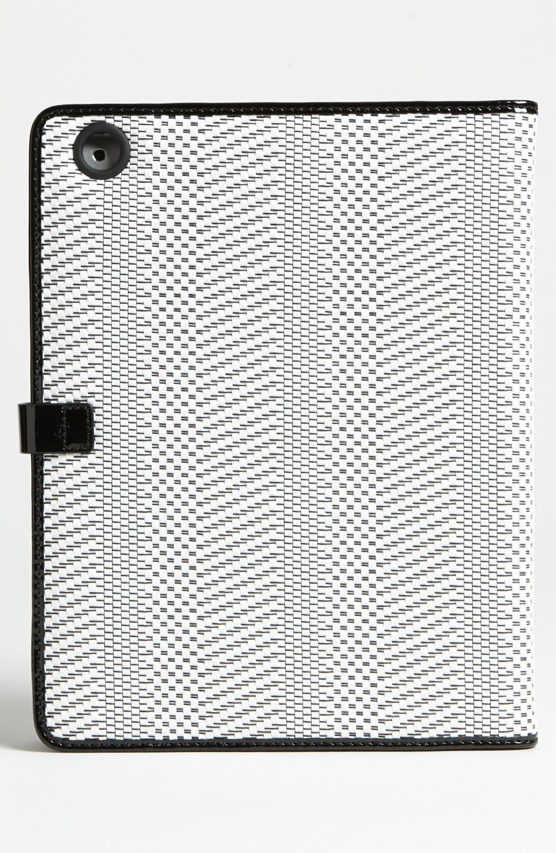 Alternate Image 4  - MARC BY MARC JACOBS 'Wild Card - Shiny Straw' iPad Case