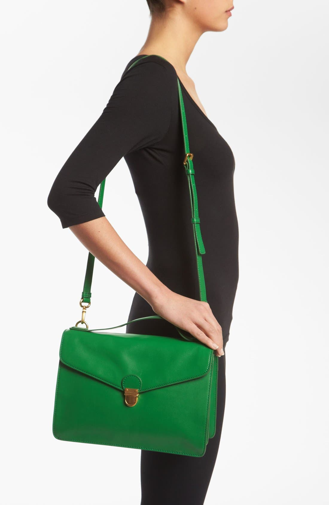 Alternate Image 2  - MARC BY MARC JACOBS 'Top Chicret' Top Handle Satchel