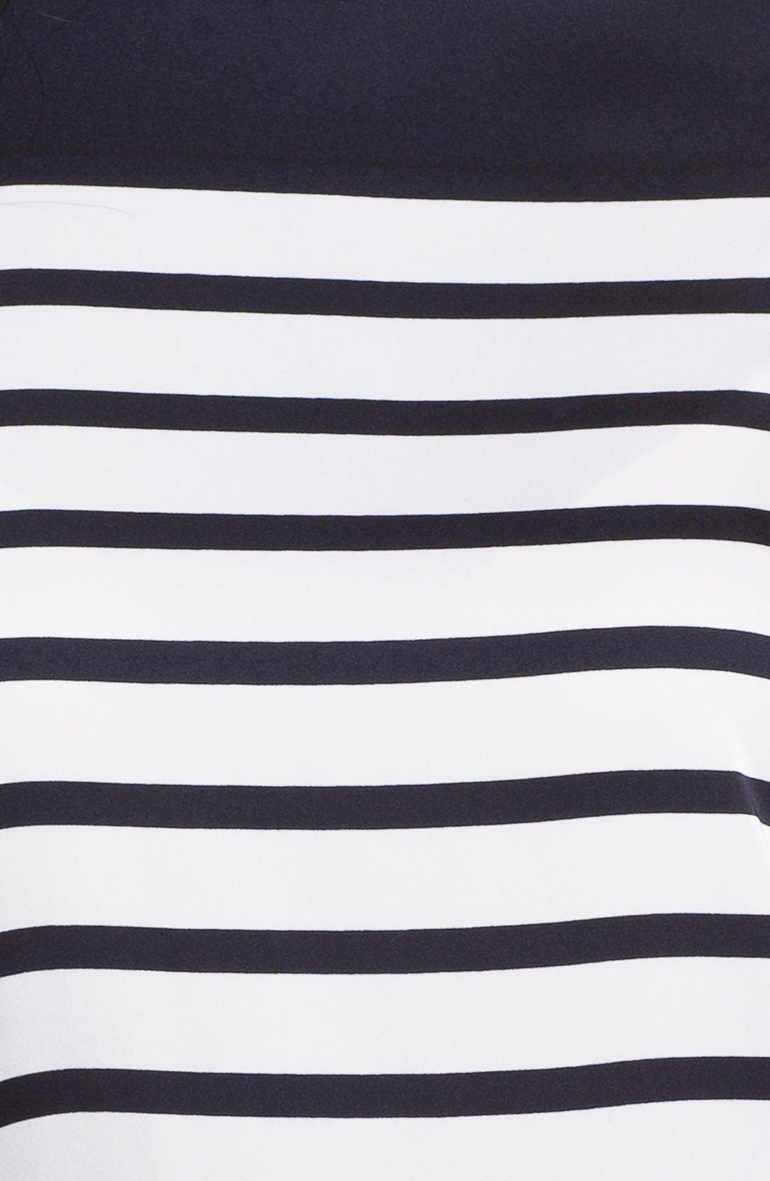 Alternate Image 3  - MICHAEL Michael Kors Stripe Top