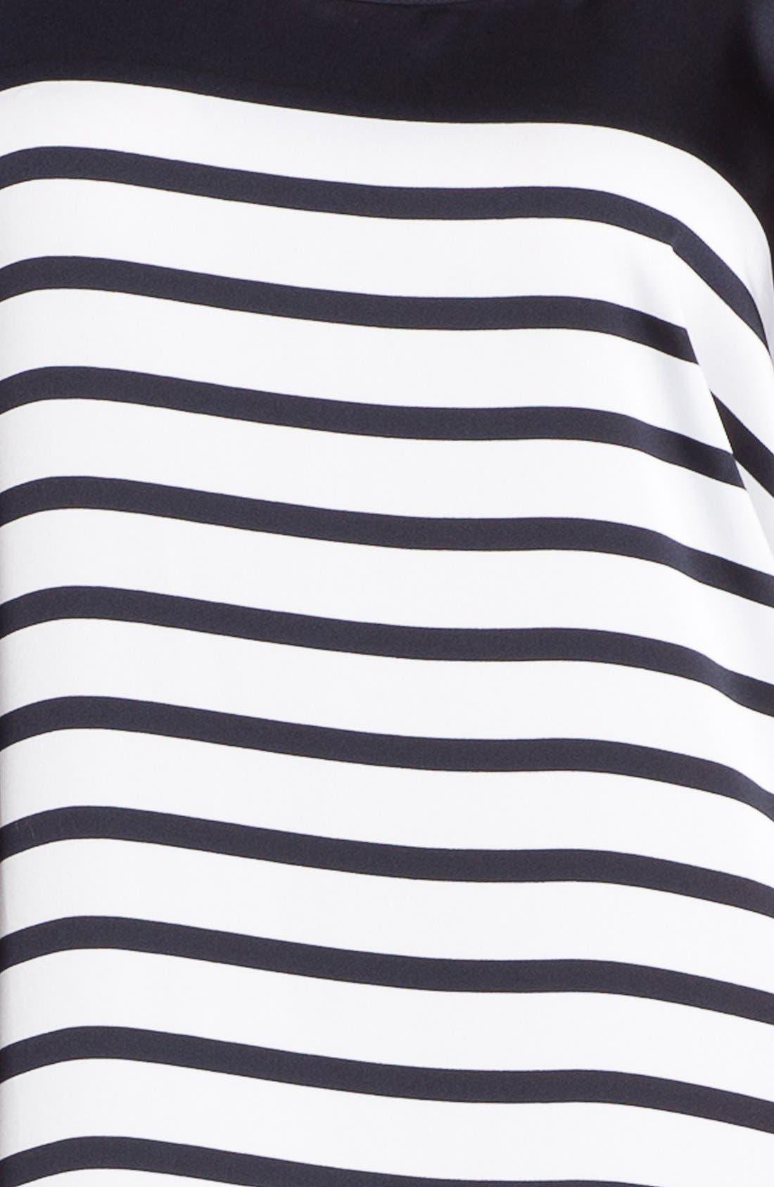 Alternate Image 3  - MICHAEL Michael Kors Breton Stripe Tank Dress