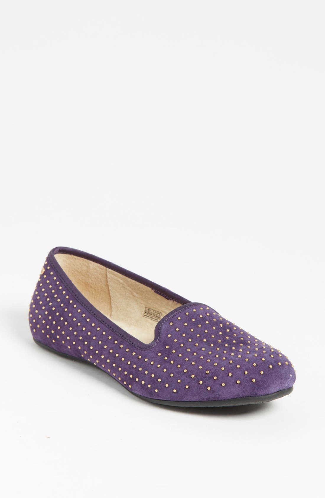 Main Image - UGG® Australia 'Alloway' Studded Flat (Women)