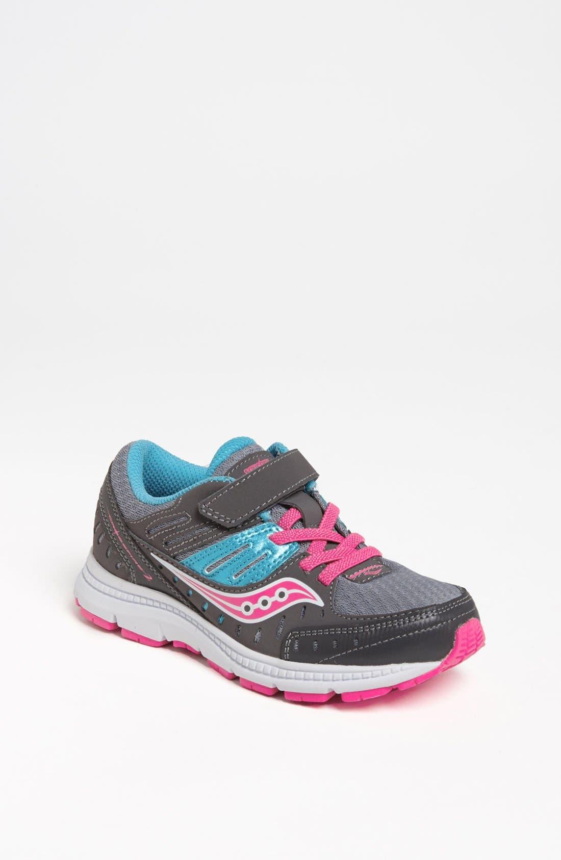 Main Image - Saucony 'Crossfire 2' Sneaker (Toddler & Little Kid)