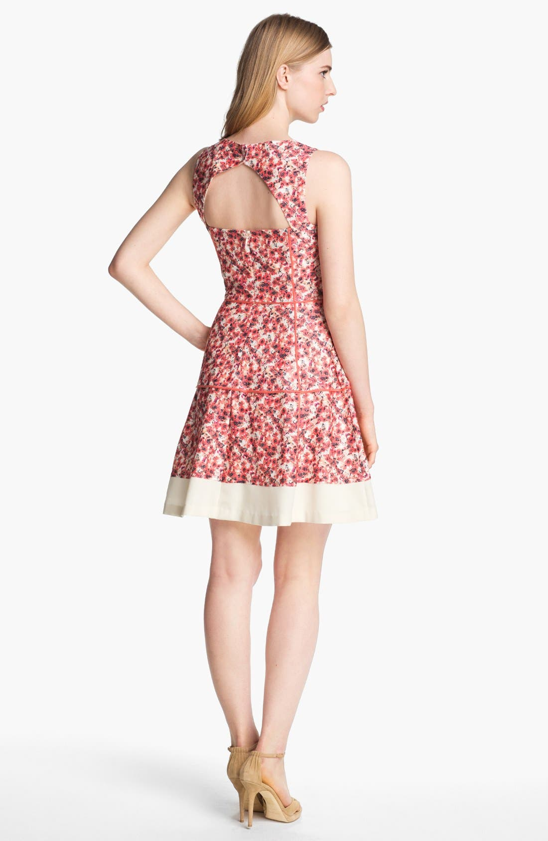 Alternate Image 2  - Mcginn 'Sissy' Floral Print Dress
