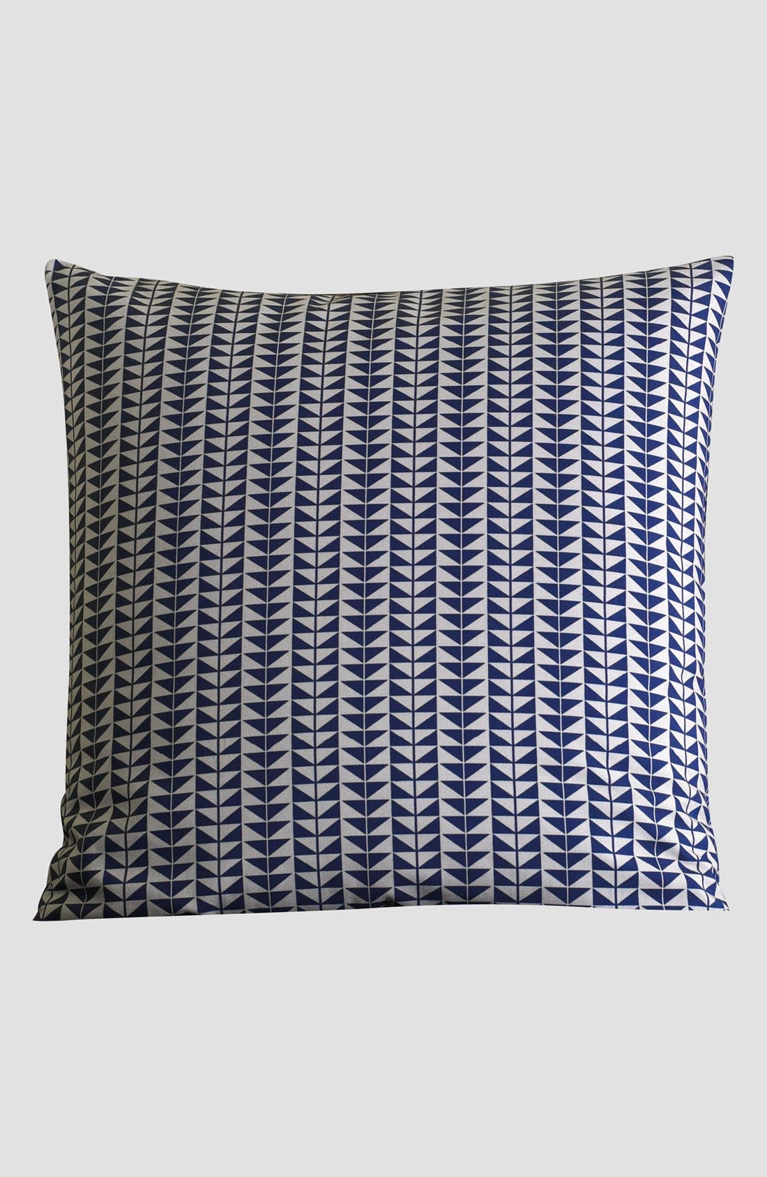 Alternate Image 1 Selected - KAS Designs 'Frenti' Euro Sham (Online Only)
