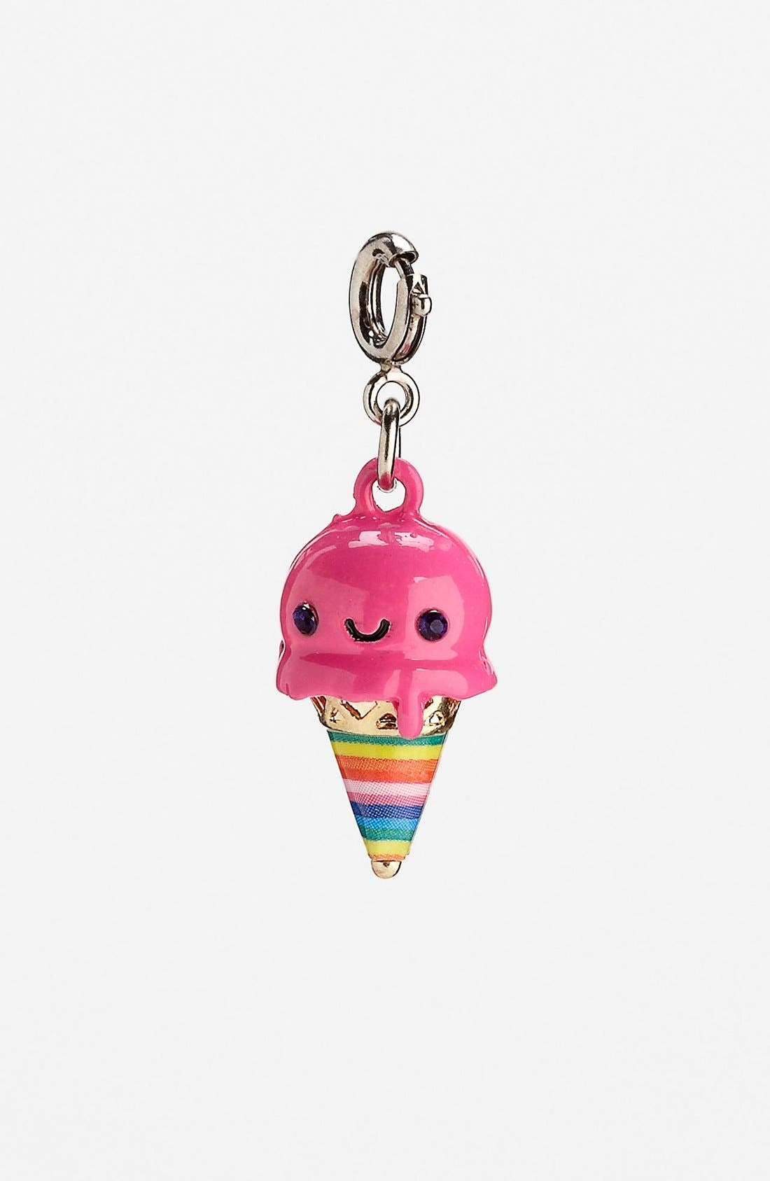 Alternate Image 1 Selected - CHARM IT!® Ice Cream Cone Charm (Girls)