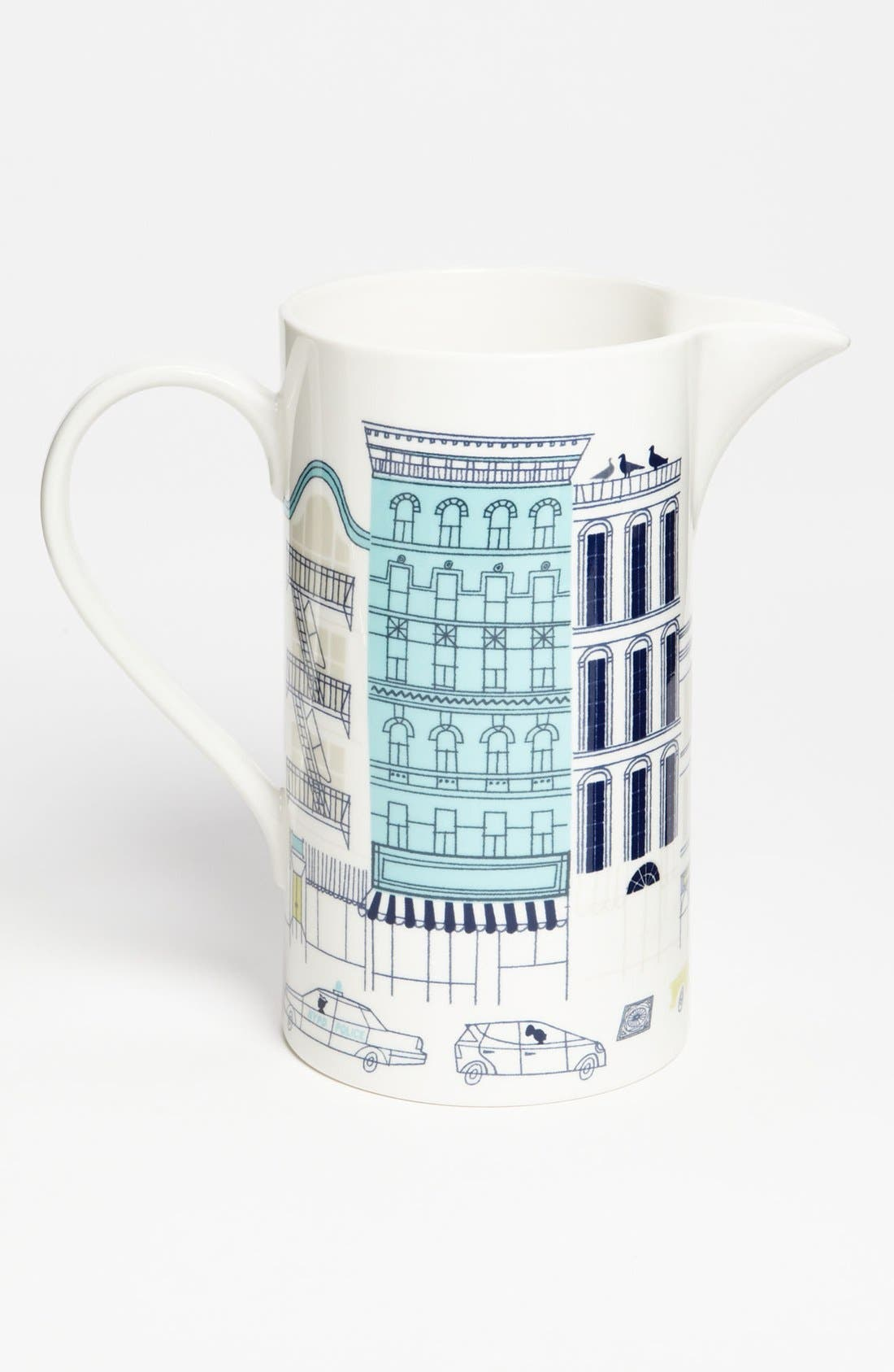 Alternate Image 1 Selected - kate spade new york 'hopscotch drive about town' pitcher