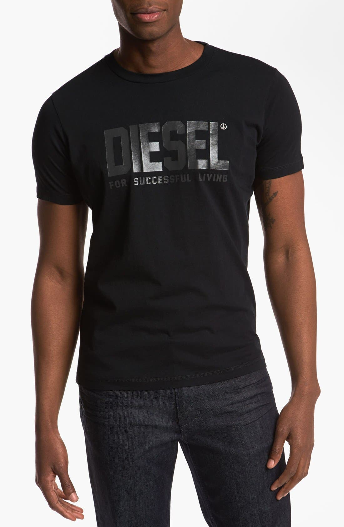Alternate Image 1 Selected - DIESEL® 'T-Life' T-Shirt