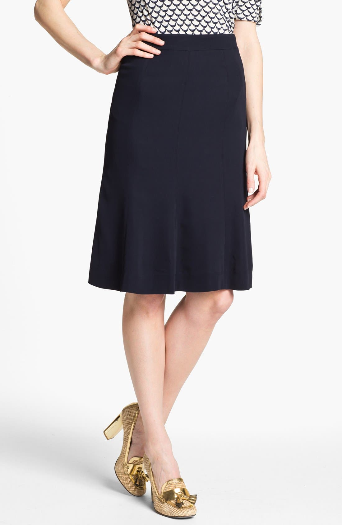 Alternate Image 1 Selected - Tory Burch 'Piera' Skirt