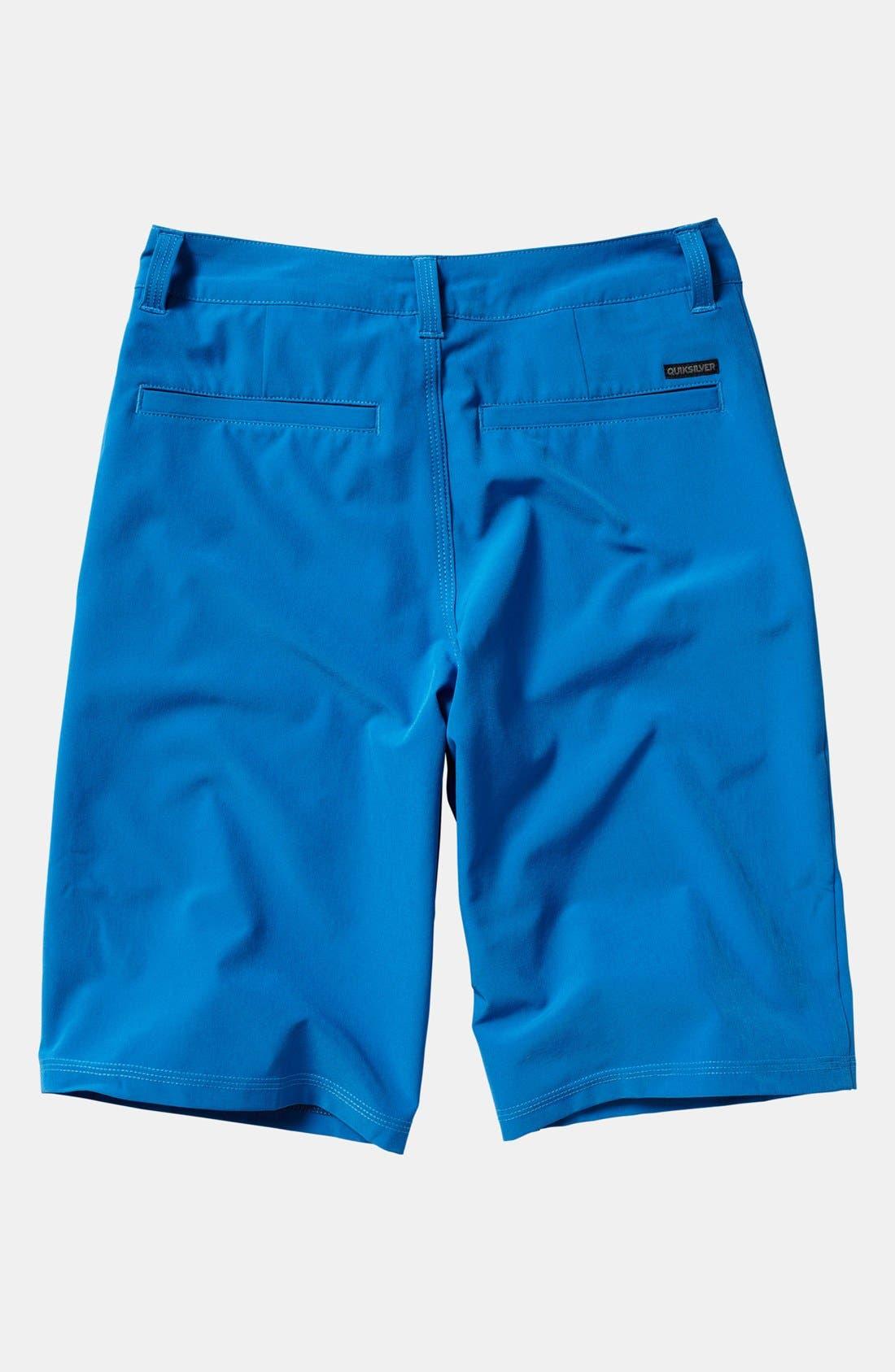 Alternate Image 2  - Quiksilver 'F.A.A.' Water Repellent Shorts (Big Boys)