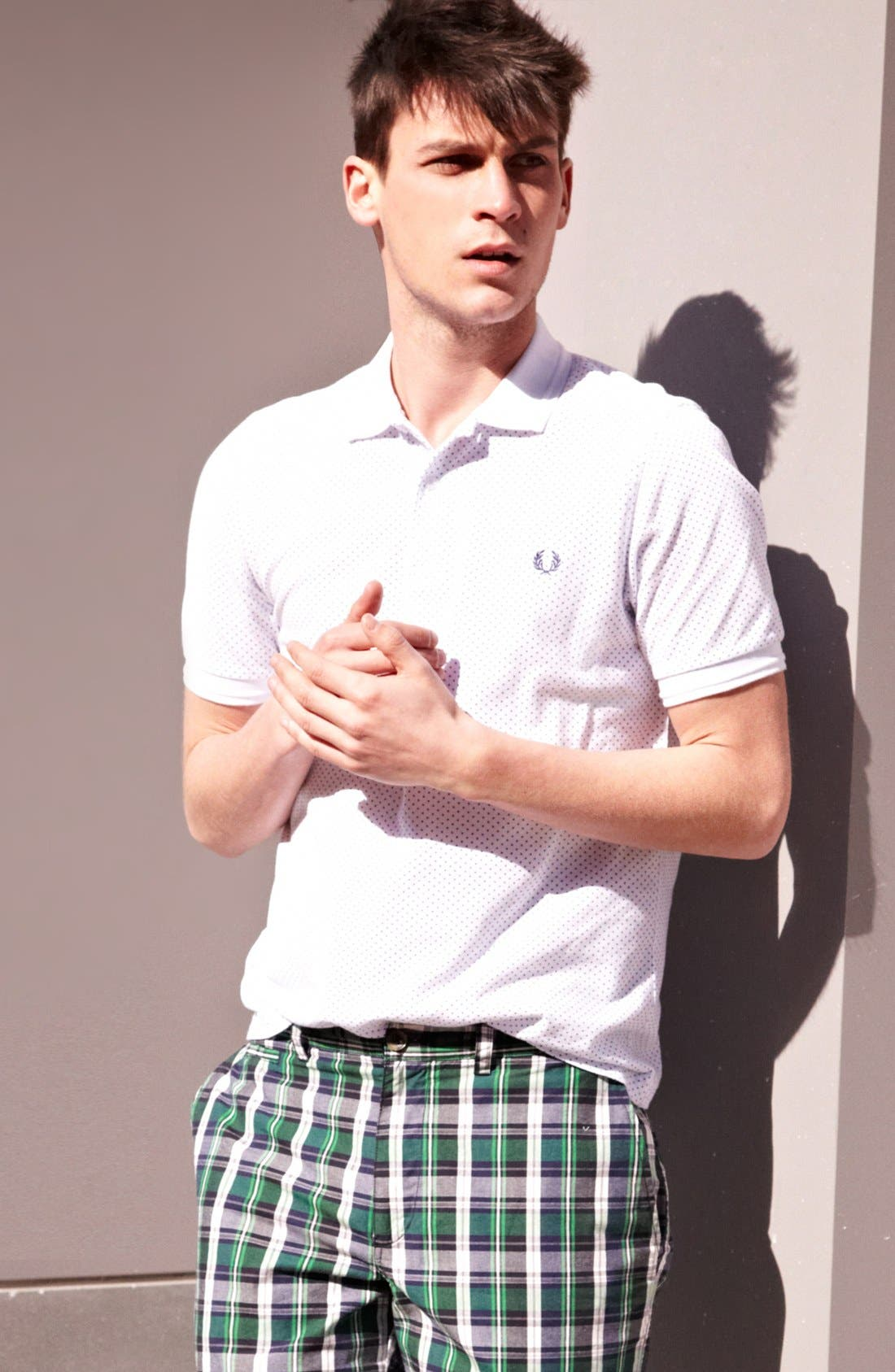 Alternate Image 6  - Fred Perry Slim Fit Polo