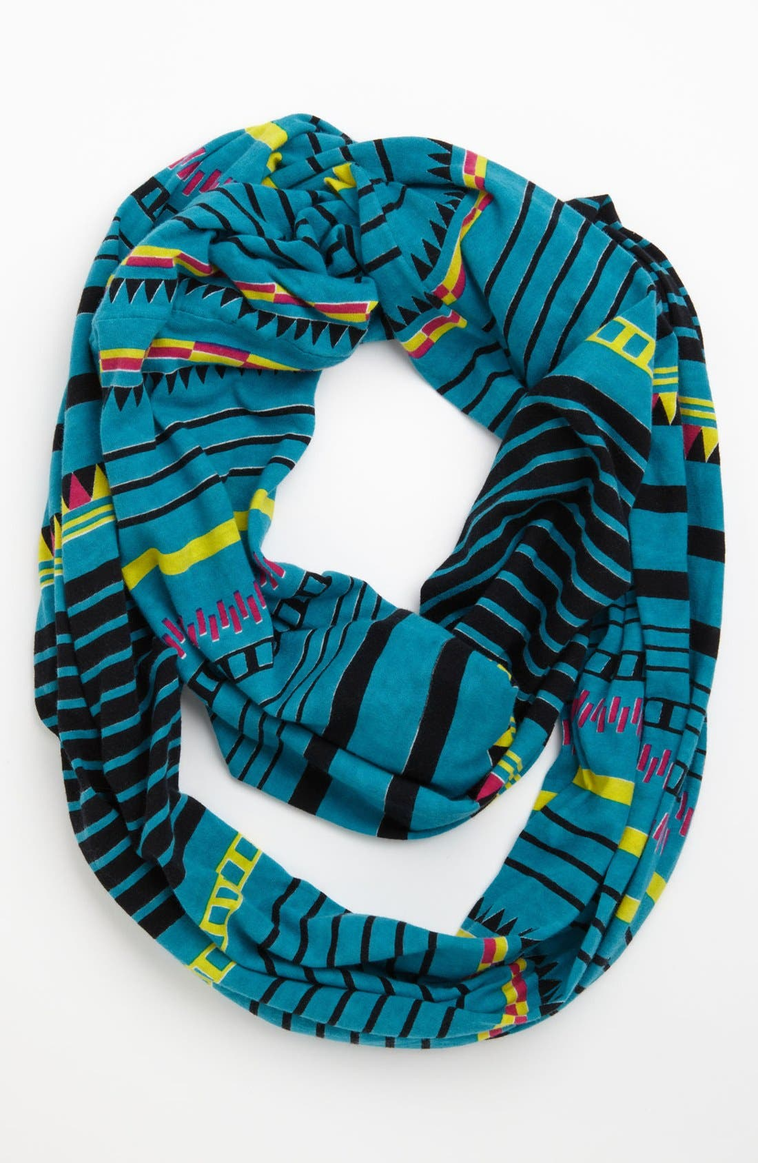 Alternate Image 1 Selected - Trouvé 'Tribal Stripe' Infinity Scarf