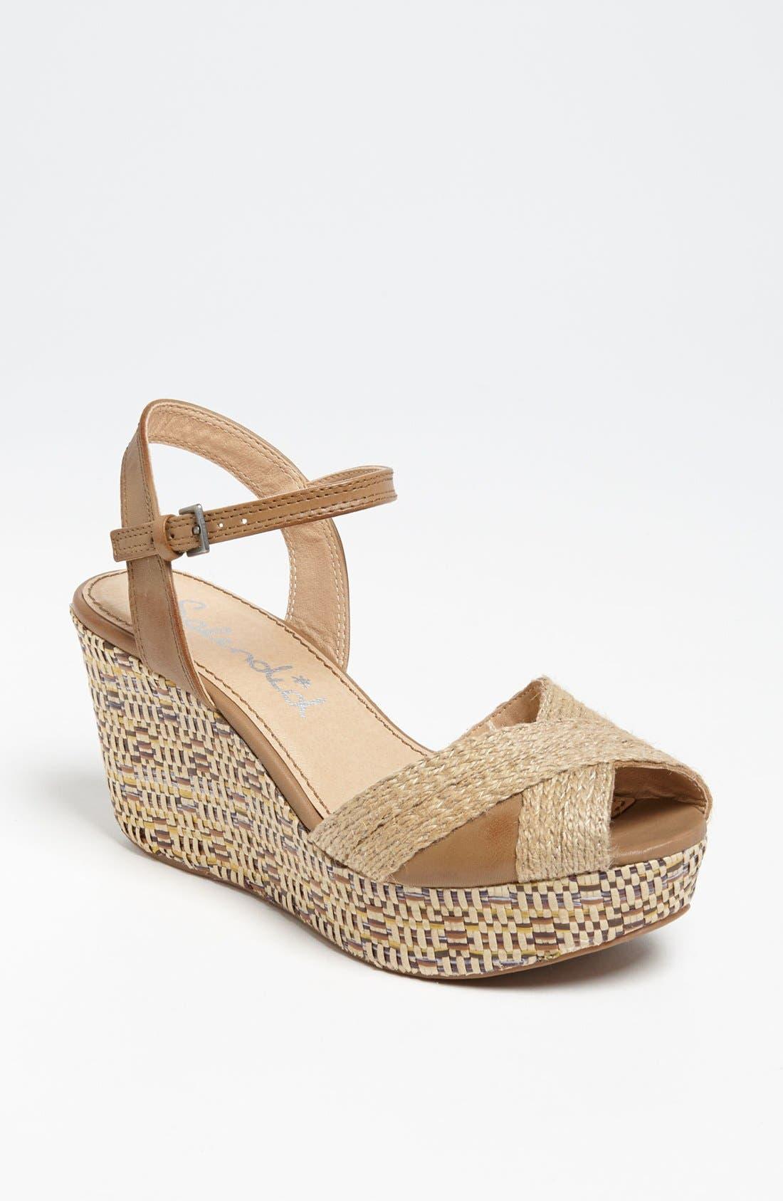 Main Image - Splendid 'Granite' Sandal