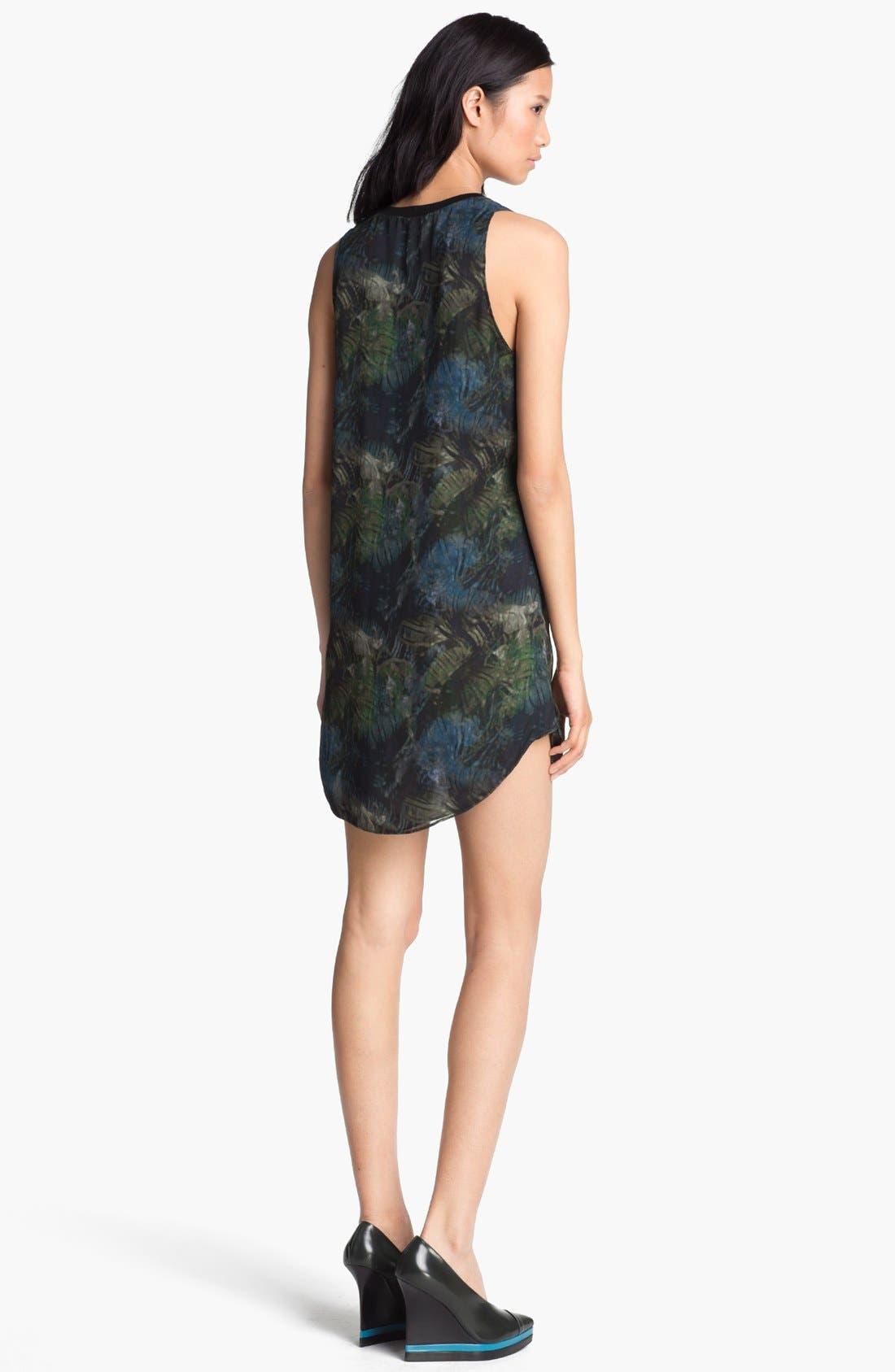 Alternate Image 2  - Theyskens' Theory 'Derious Itrey' Sleeveless Silk Dress