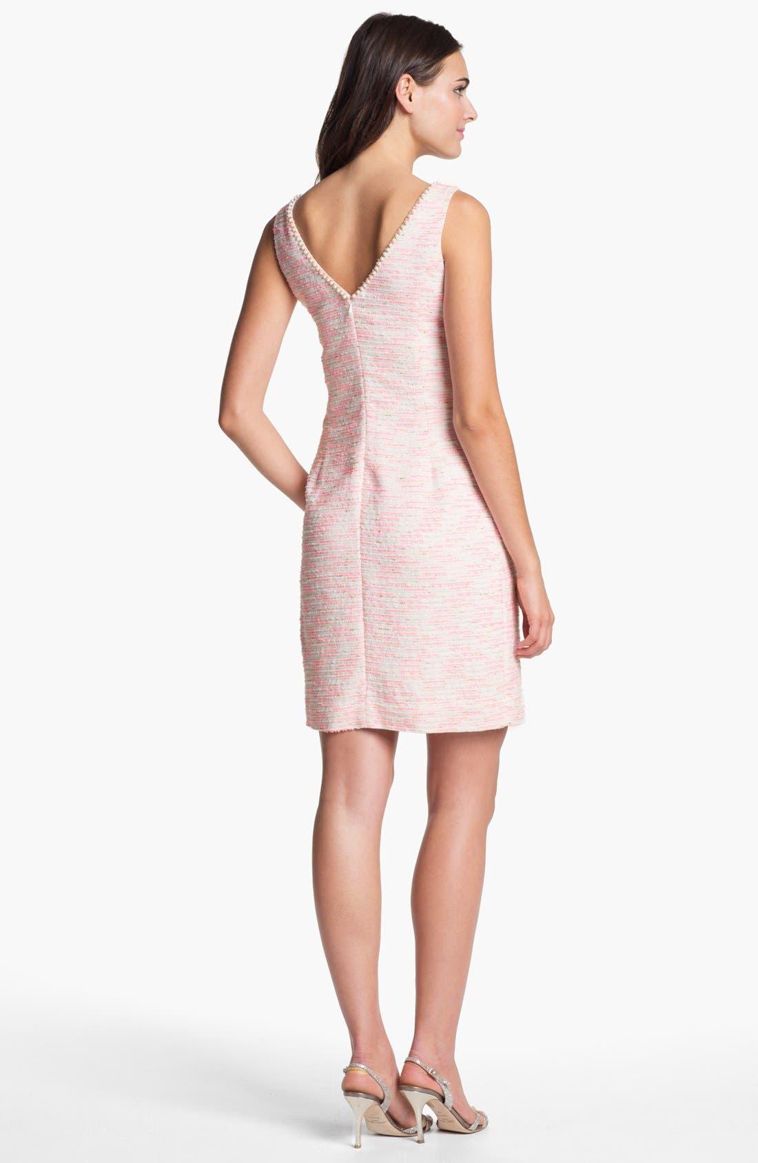 Alternate Image 2  - Lilly Pulitzer® 'Laidley' Embellished Sheath Dress