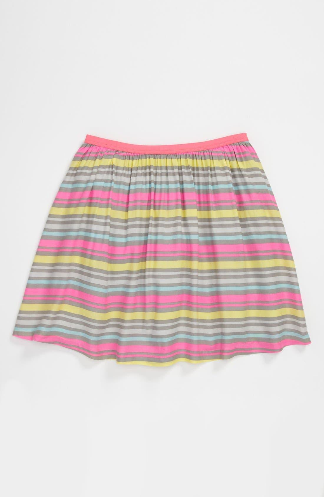 Alternate Image 1 Selected - Ruby & Bloom 'Sasha' Skirt (Big Girls)