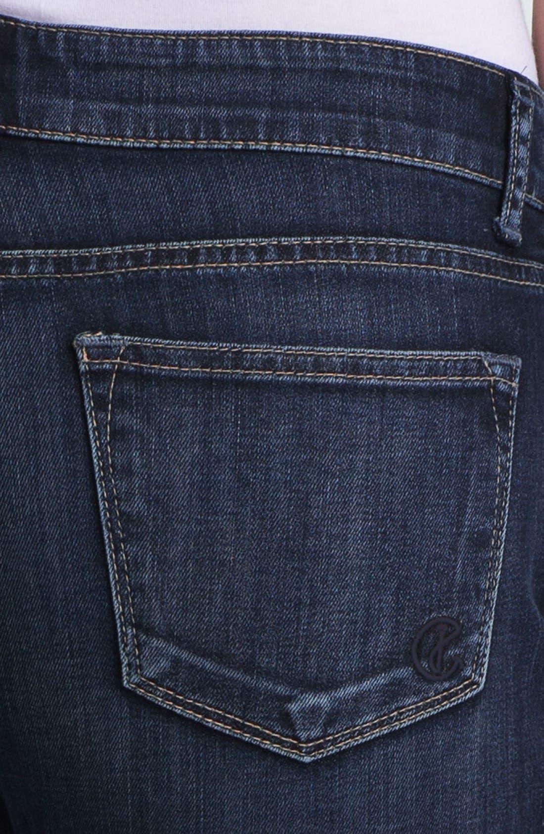 Alternate Image 3  - CJ by Cookie Johnson 'Glory' Slim Boyfriend Stretch Jeans (Kaanapali)