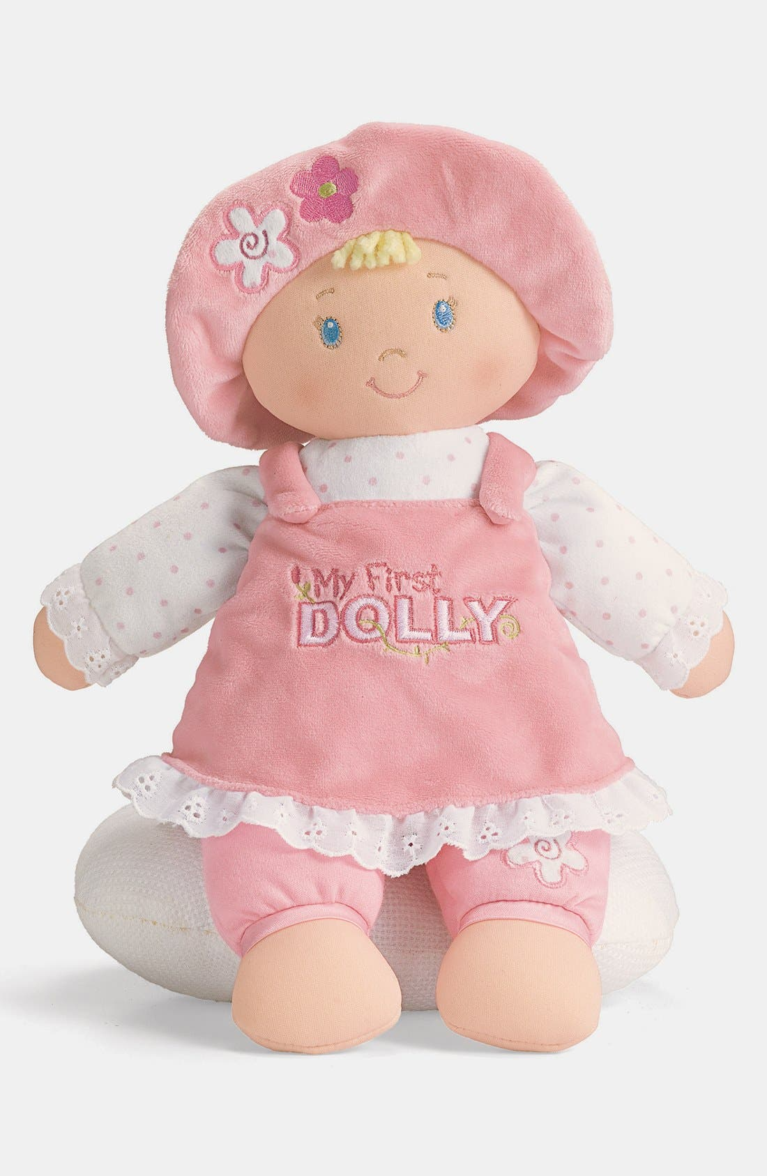 Alternate Image 1 Selected - Baby Gund 'My First Dolly' Stuffed Doll
